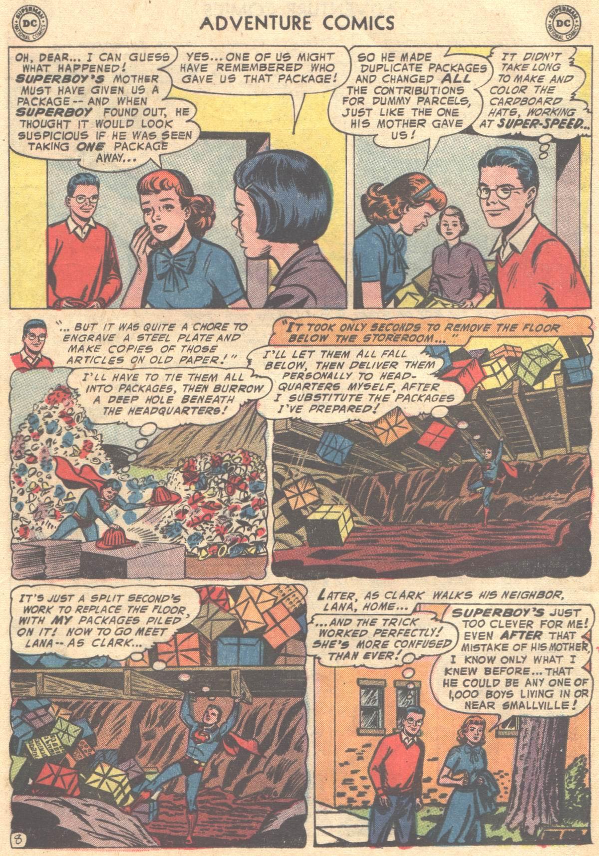 Read online Adventure Comics (1938) comic -  Issue #337 - 32