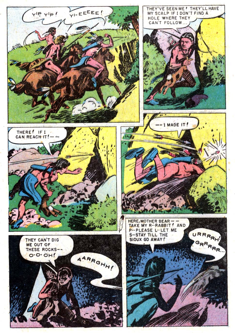 Four Color Comics issue 290 - Page 45