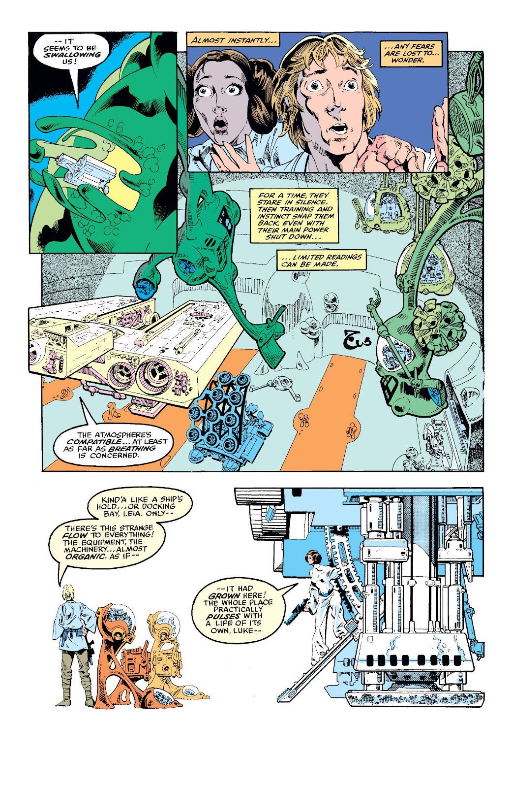 Read online Star Wars Legends: The Original Marvel Years - Epic Collection comic -  Issue # TPB 2 (Part 3) - 99