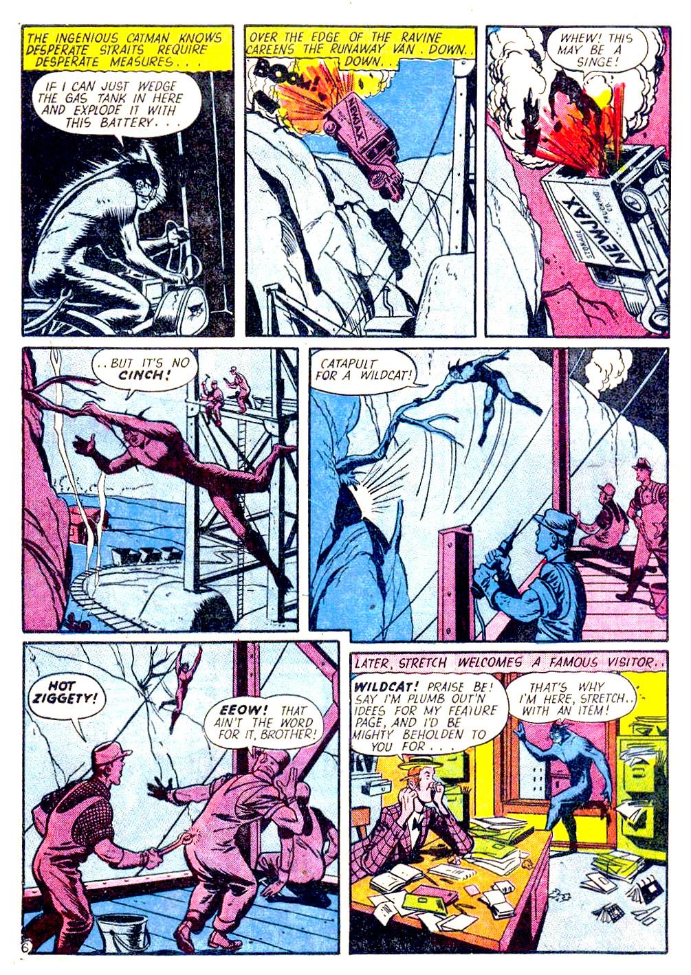 Read online Sensation (Mystery) Comics comic -  Issue #29 - 54