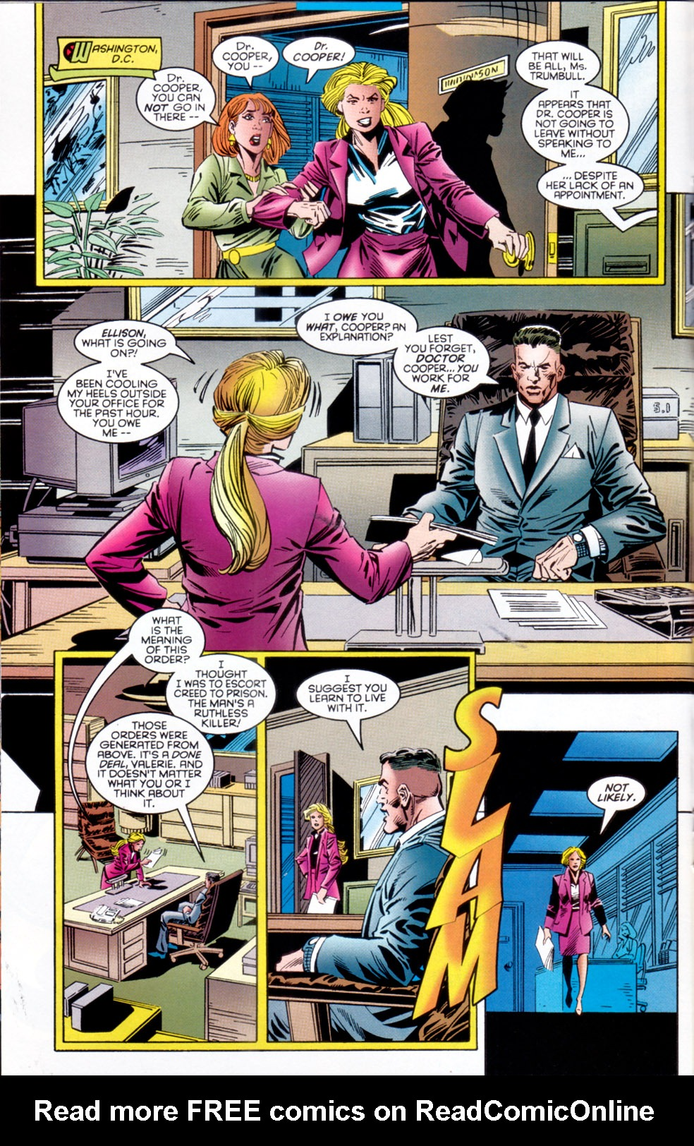 Read online X-Factor (1986) comic -  Issue #120 - 13