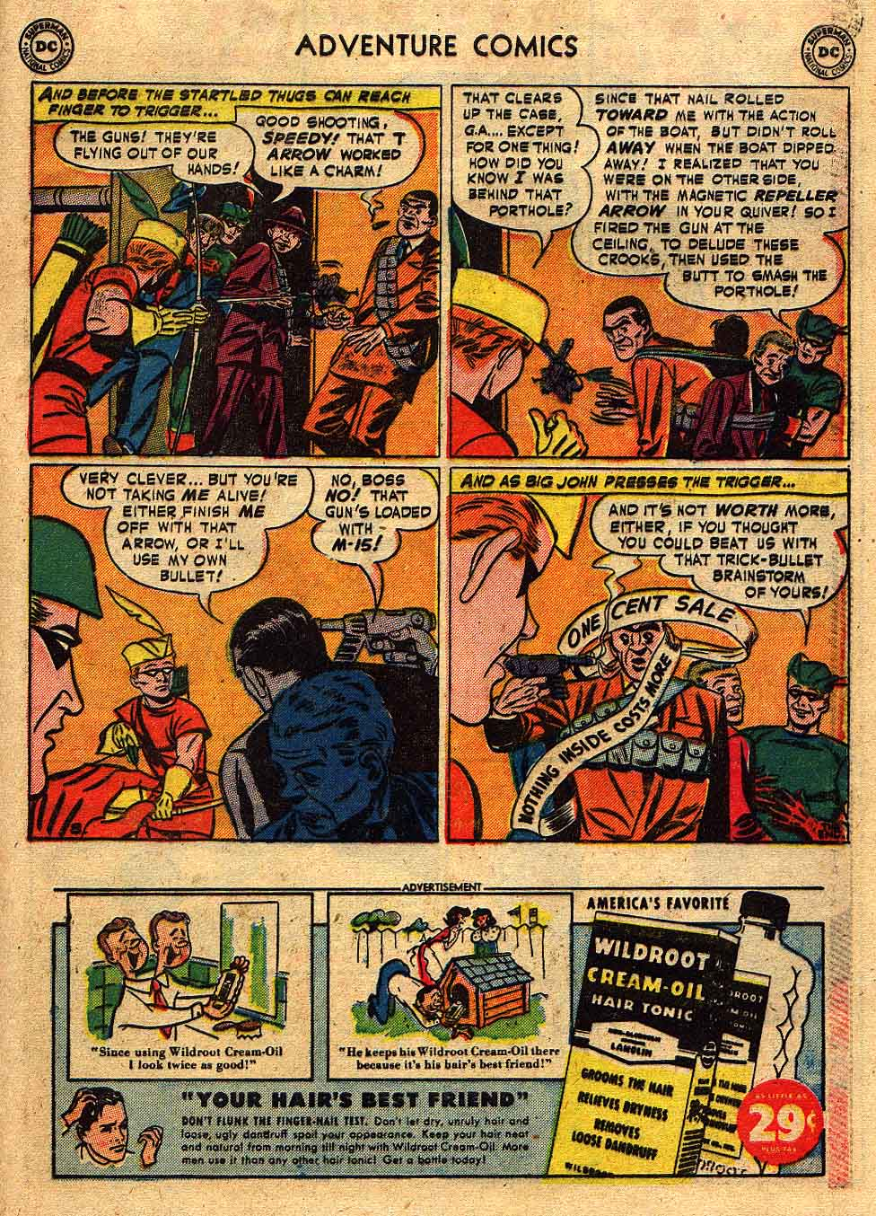 Read online Adventure Comics (1938) comic -  Issue #175 - 41
