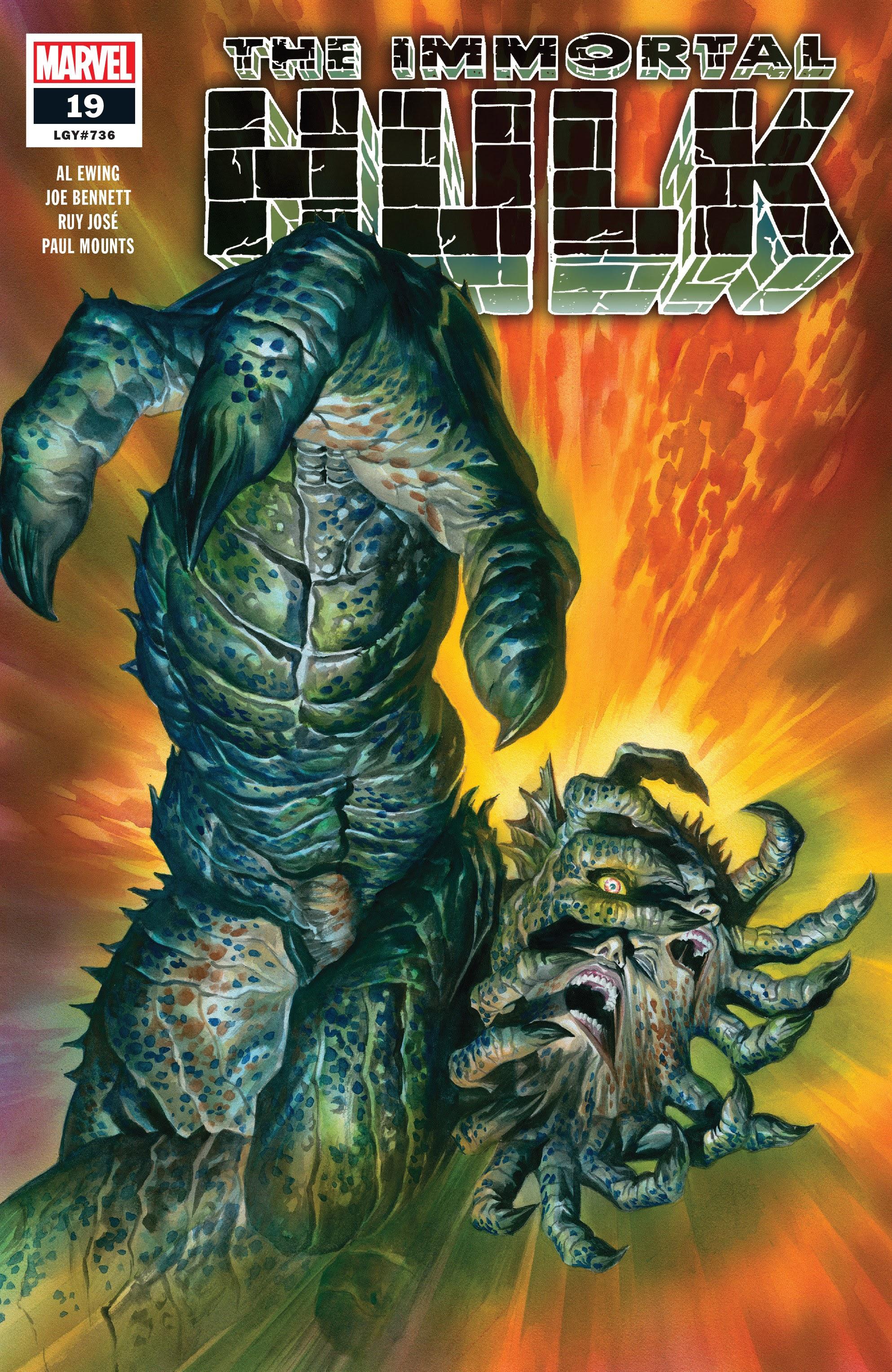 Immortal Hulk 19 Page 1