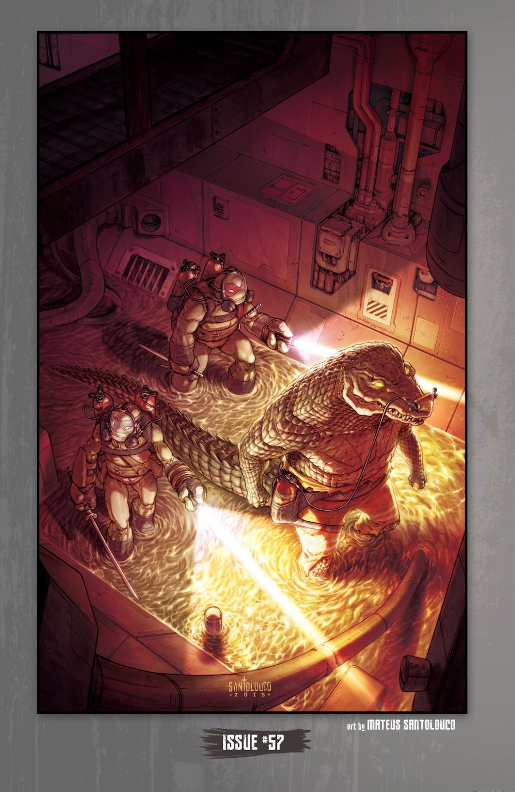 Read online Teenage Mutant Ninja Turtles: The IDW Collection comic -  Issue # TPB 7 (Part 2) - 43