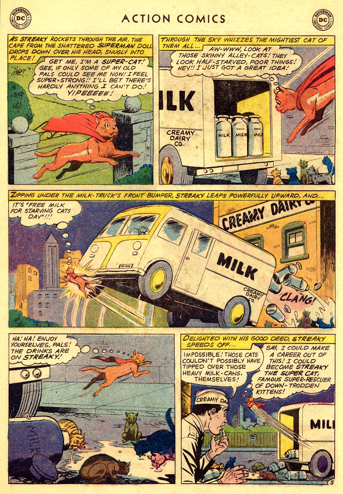 Read online Action Comics (1938) comic -  Issue #261 - 29