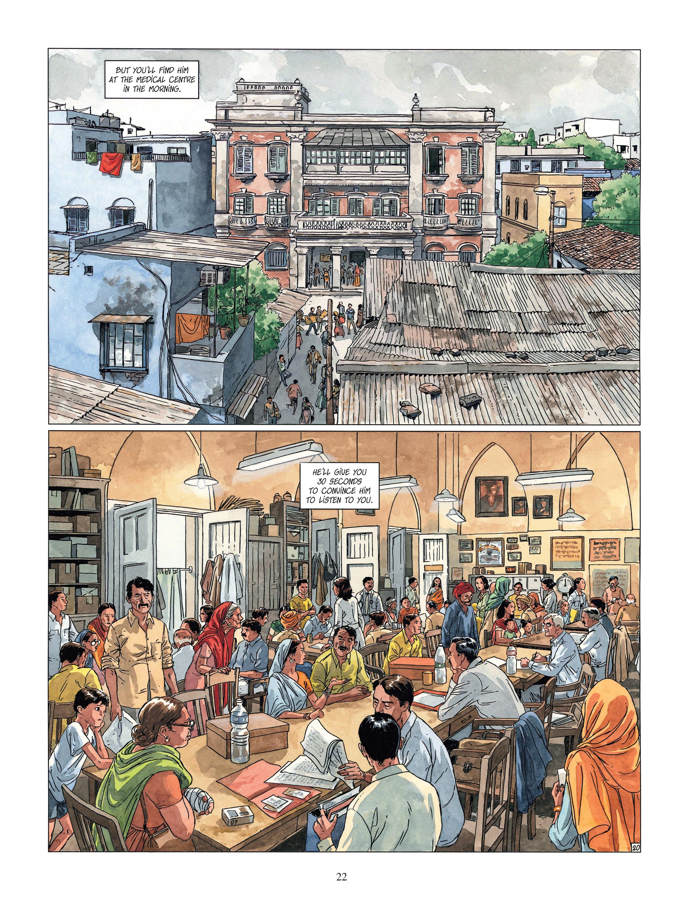 Read online Djinn comic -  Issue #13 - 23
