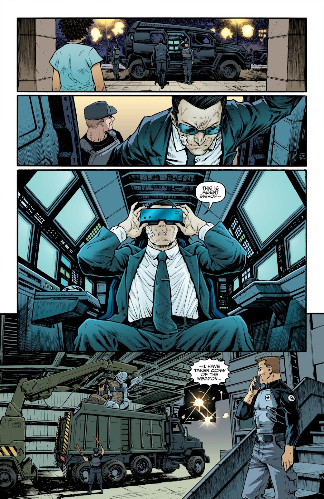 Read online Teenage Mutant Ninja Turtles: The IDW Collection comic -  Issue # TPB 9 (Part 1) - 58