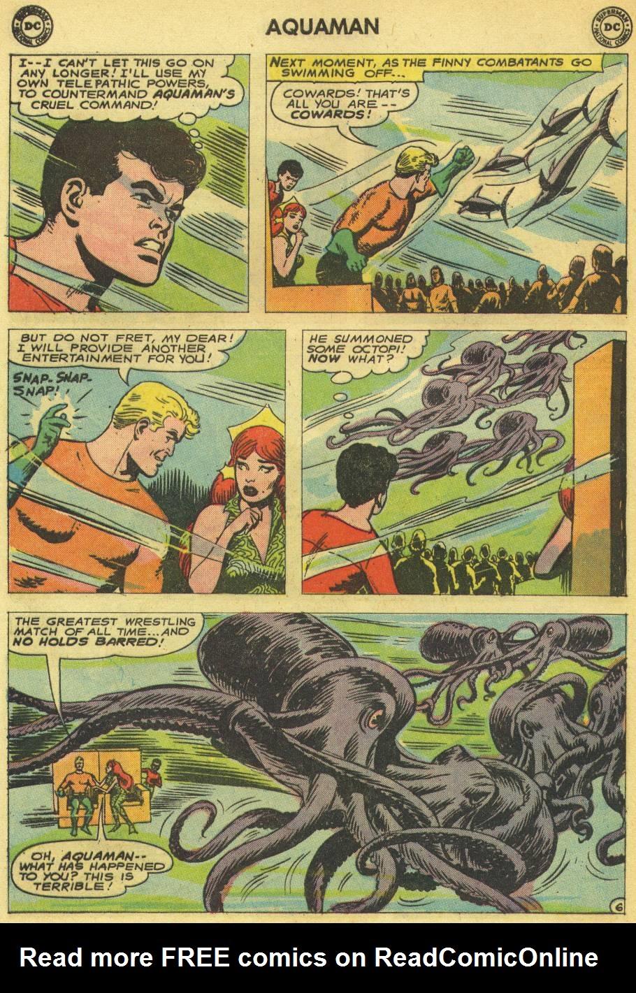 Read online Aquaman (1962) comic -  Issue #14 - 24