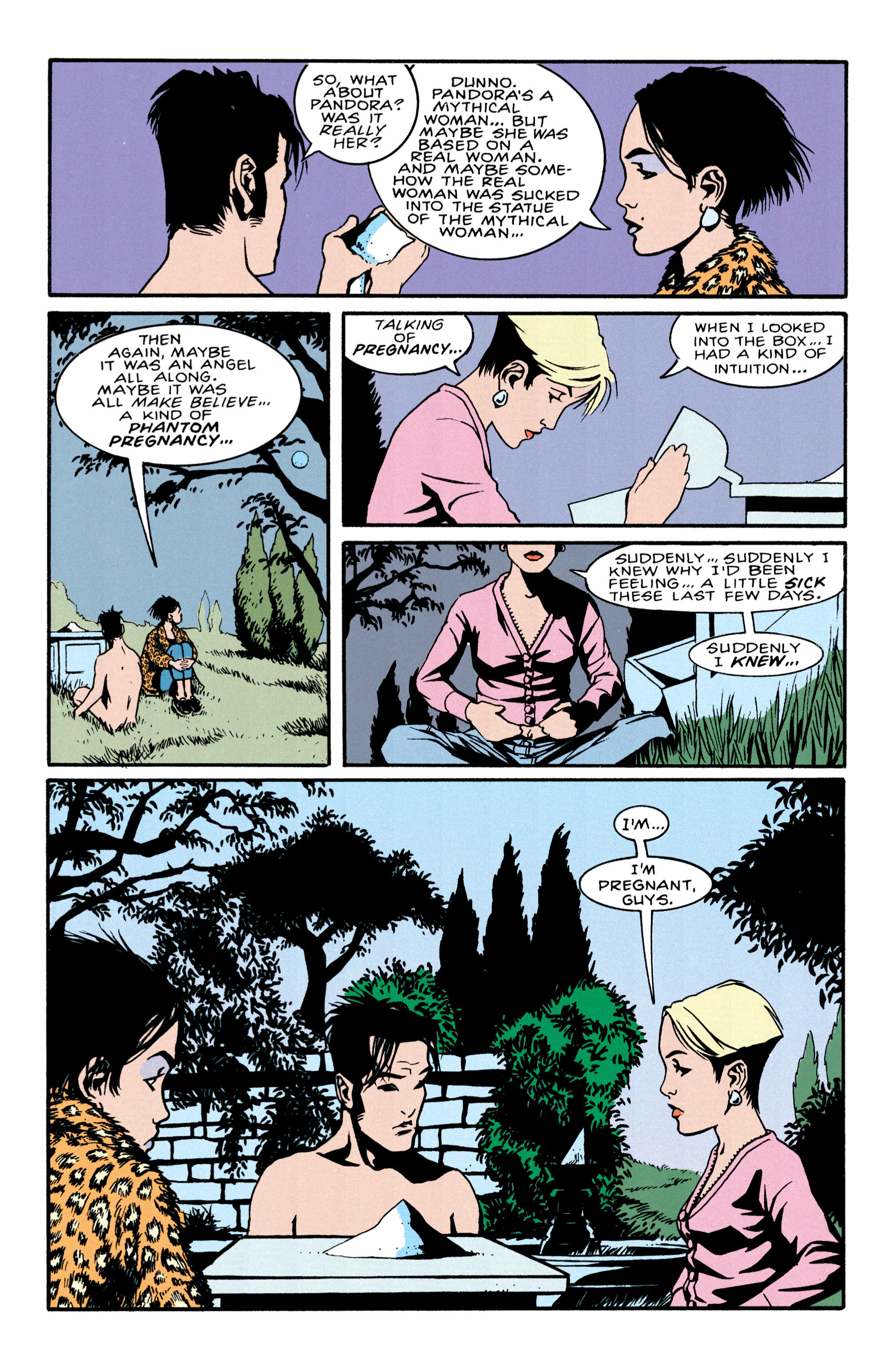 Read online Shade, the Changing Man comic -  Issue #41 - 25