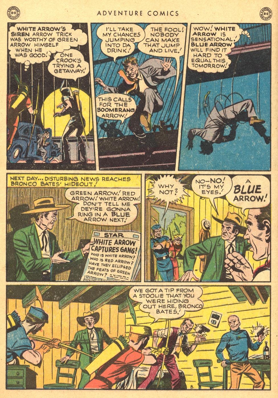 Read online Adventure Comics (1938) comic -  Issue #133 - 22