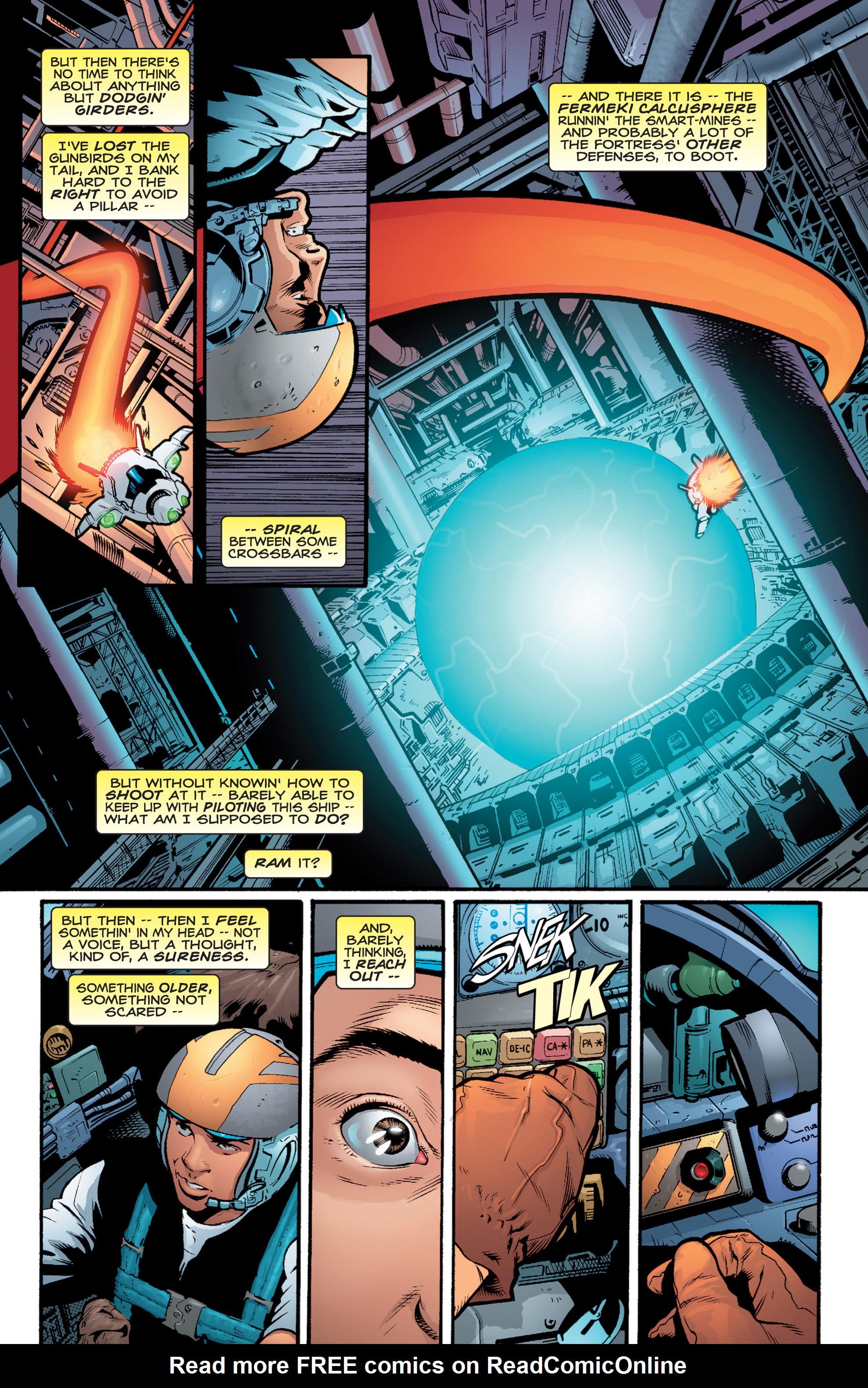 Read online Shockrockets comic -  Issue # TPB - 24