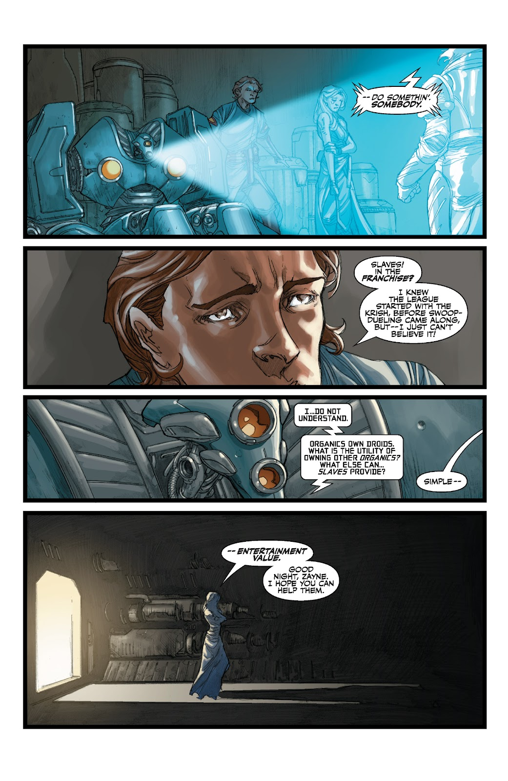 Read online Star Wars Legends: The Old Republic - Epic Collection comic -  Issue # TPB 3 (Part 1) - 68