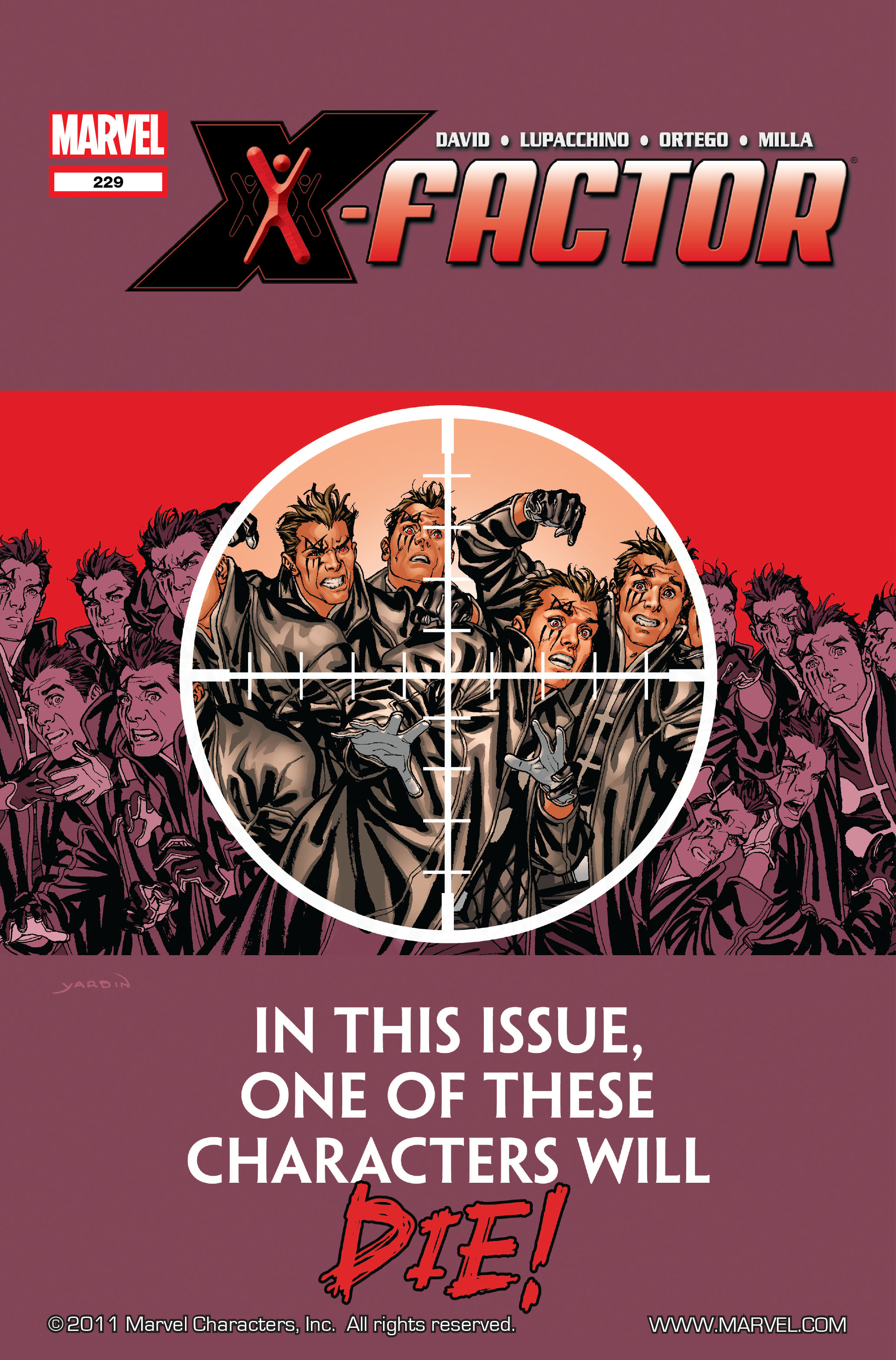Read online X-Factor (1986) comic -  Issue #229 - 1