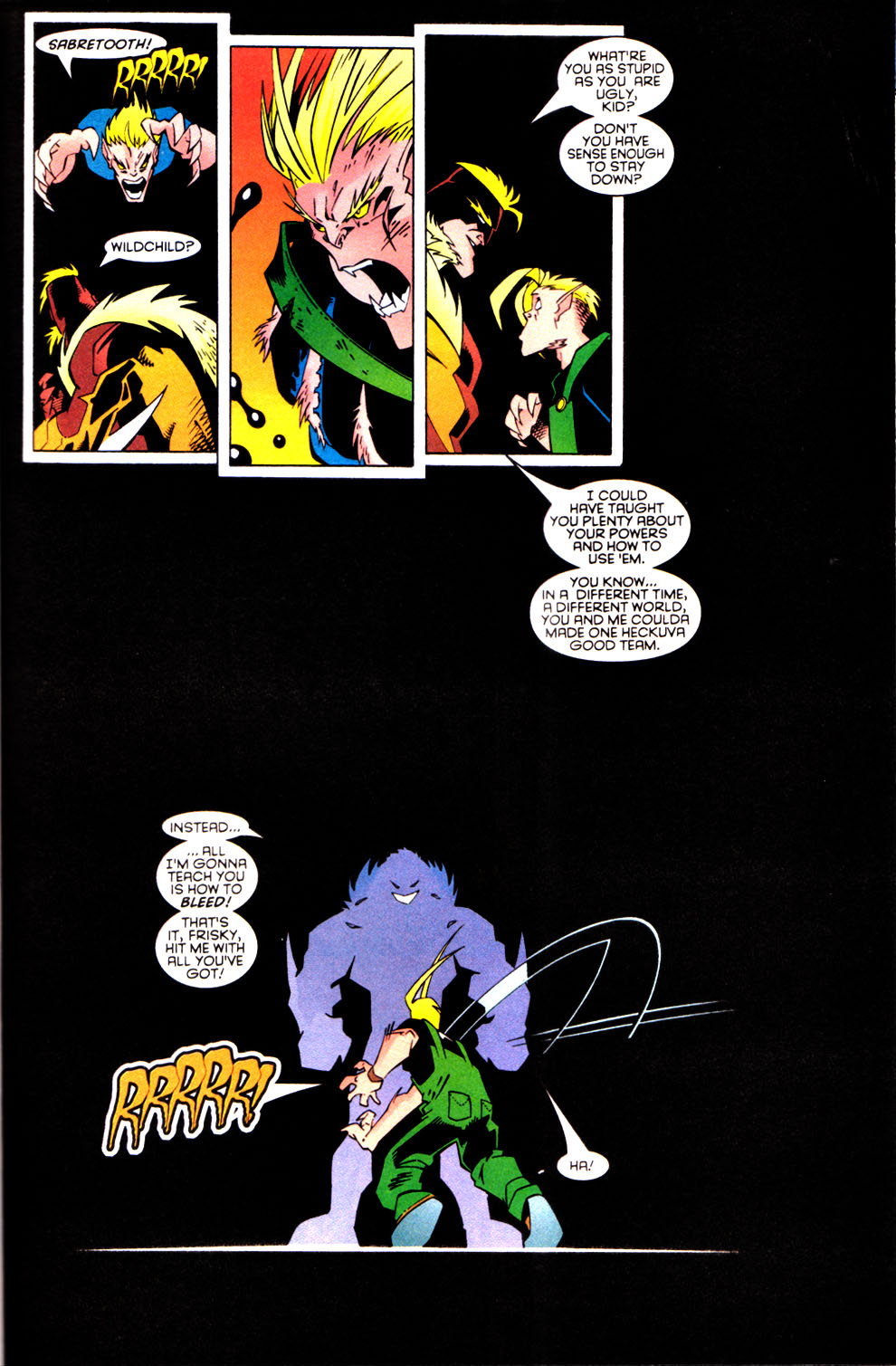 Read online X-Factor (1986) comic -  Issue #136 - 22