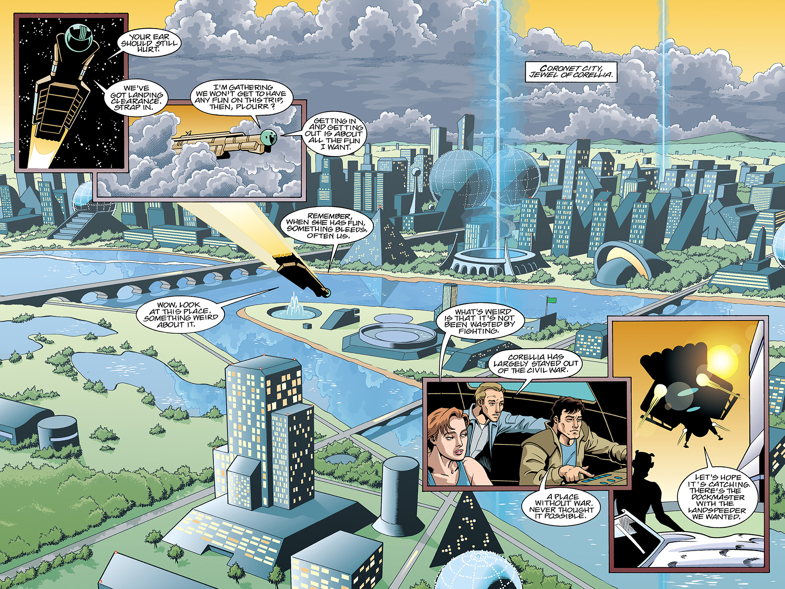 Read online Star Wars Omnibus comic -  Issue # Vol. 3 - 144