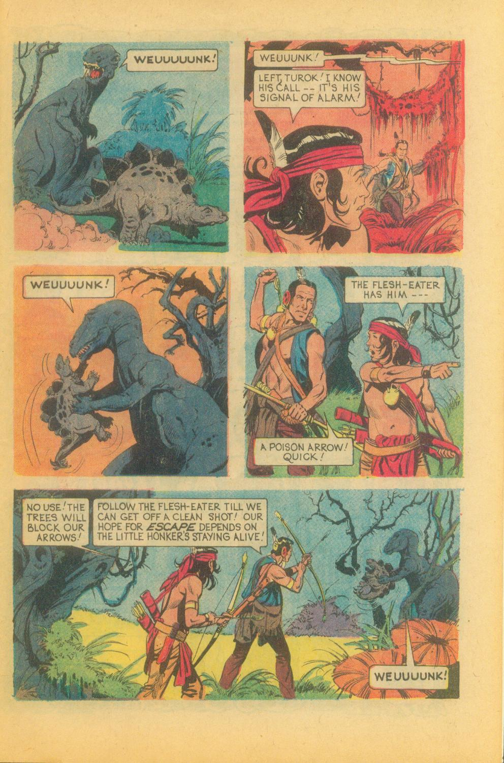 Read online Turok, Son of Stone comic -  Issue #89 - 29