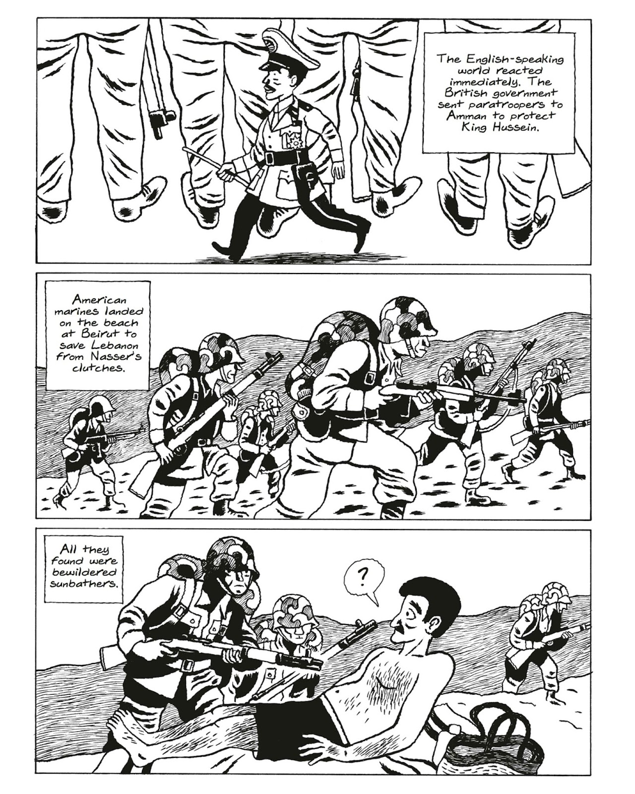 Best of Enemies: A History of US and Middle East Relations issue TPB_2 - Page 10