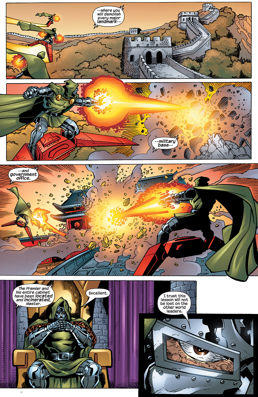 Read online Fantastic Five (2007) comic -  Issue #4 - 11