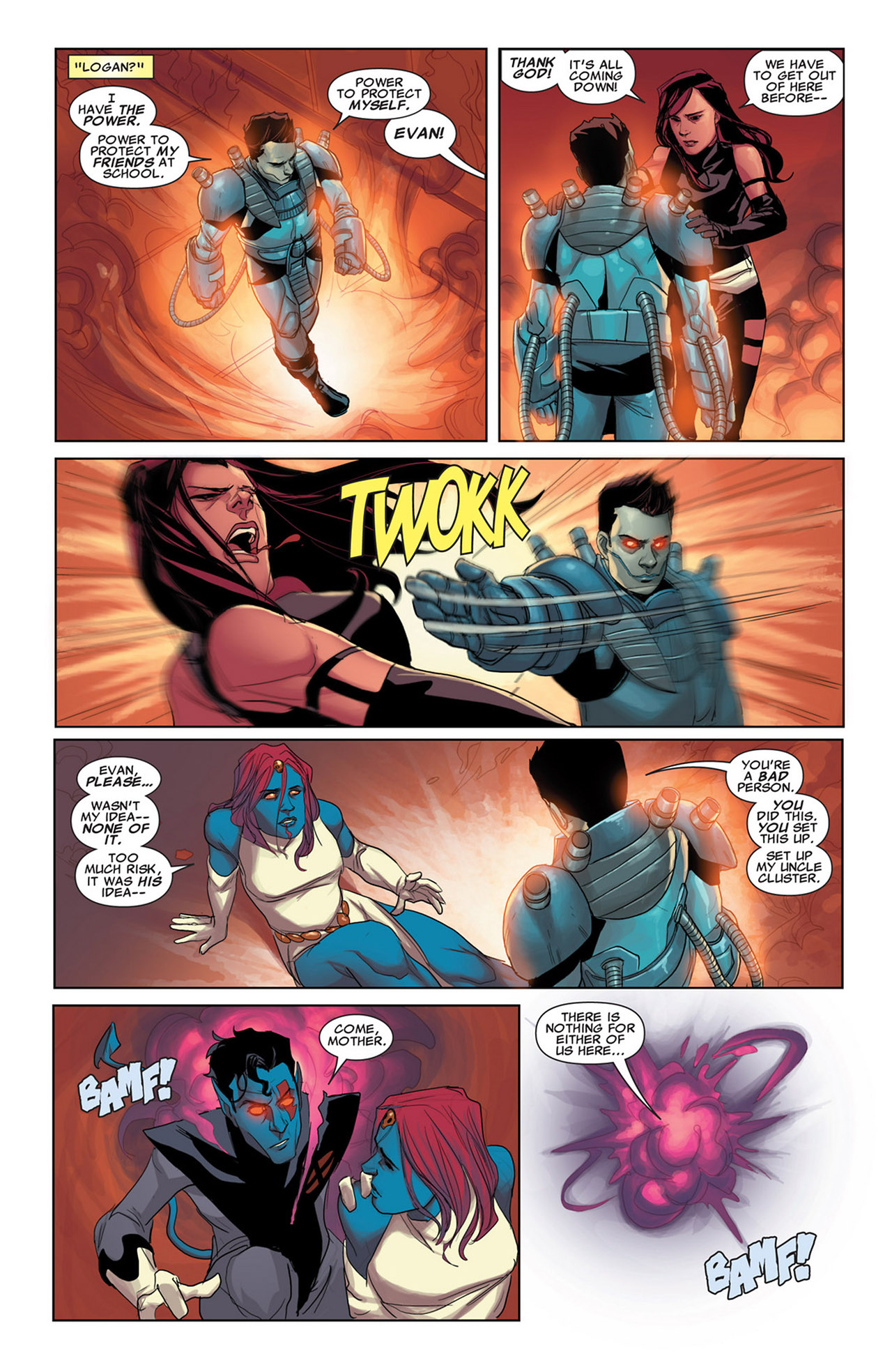 Read online Uncanny X-Force (2010) comic -  Issue #34 - 12