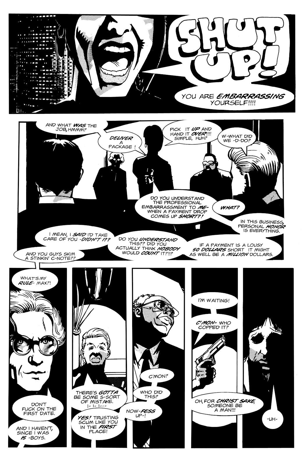 Read online Goldfish comic -  Issue # TPB (Part 1) - 9