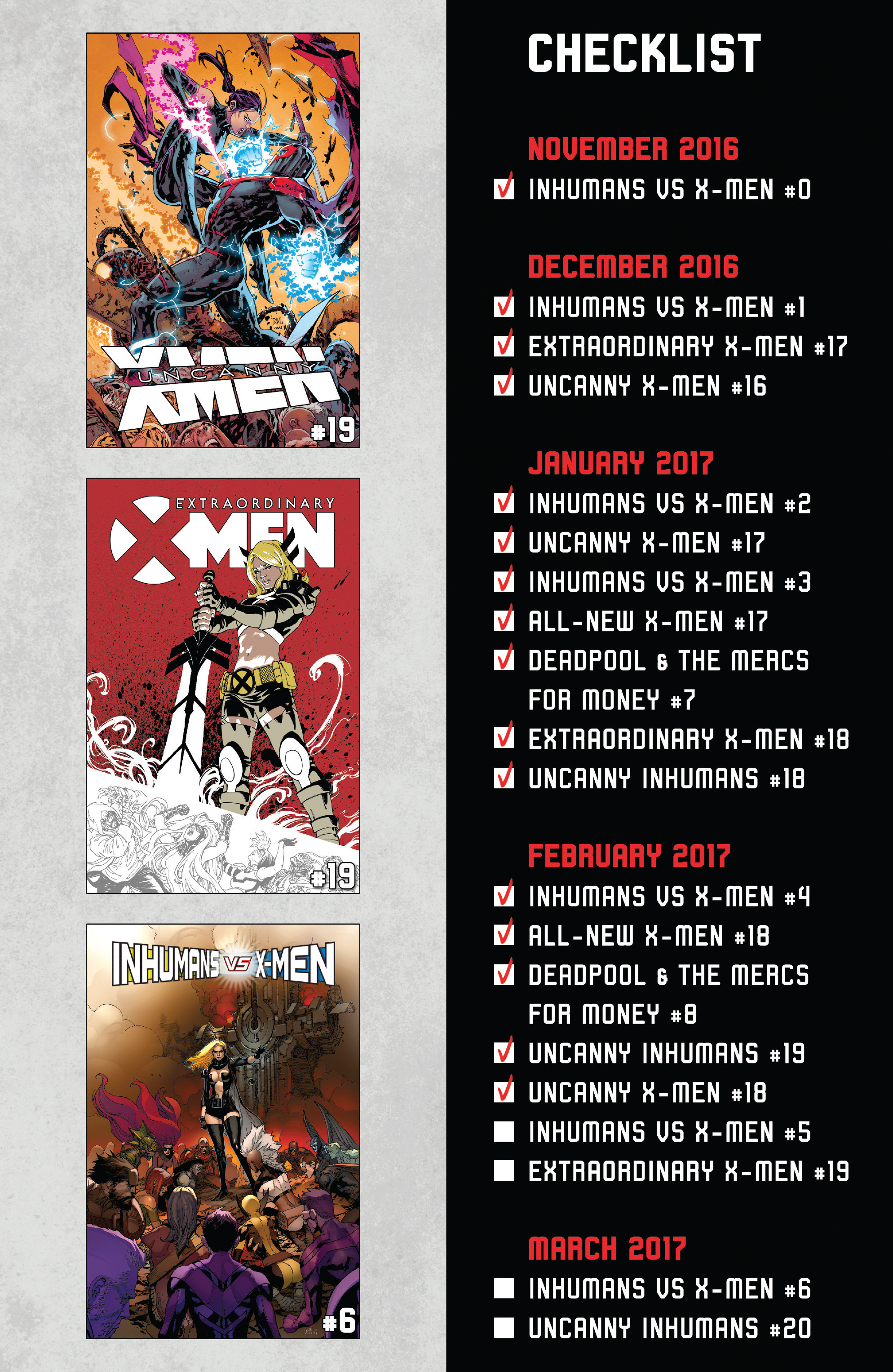 Read online Uncanny X-Men (2016) comic -  Issue #18 - 21