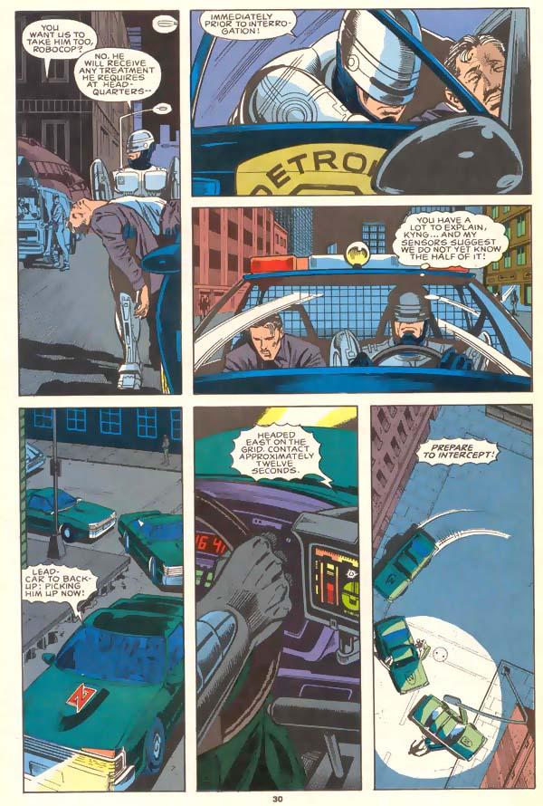 Read online Robocop (1990) comic -  Issue #1 - 22