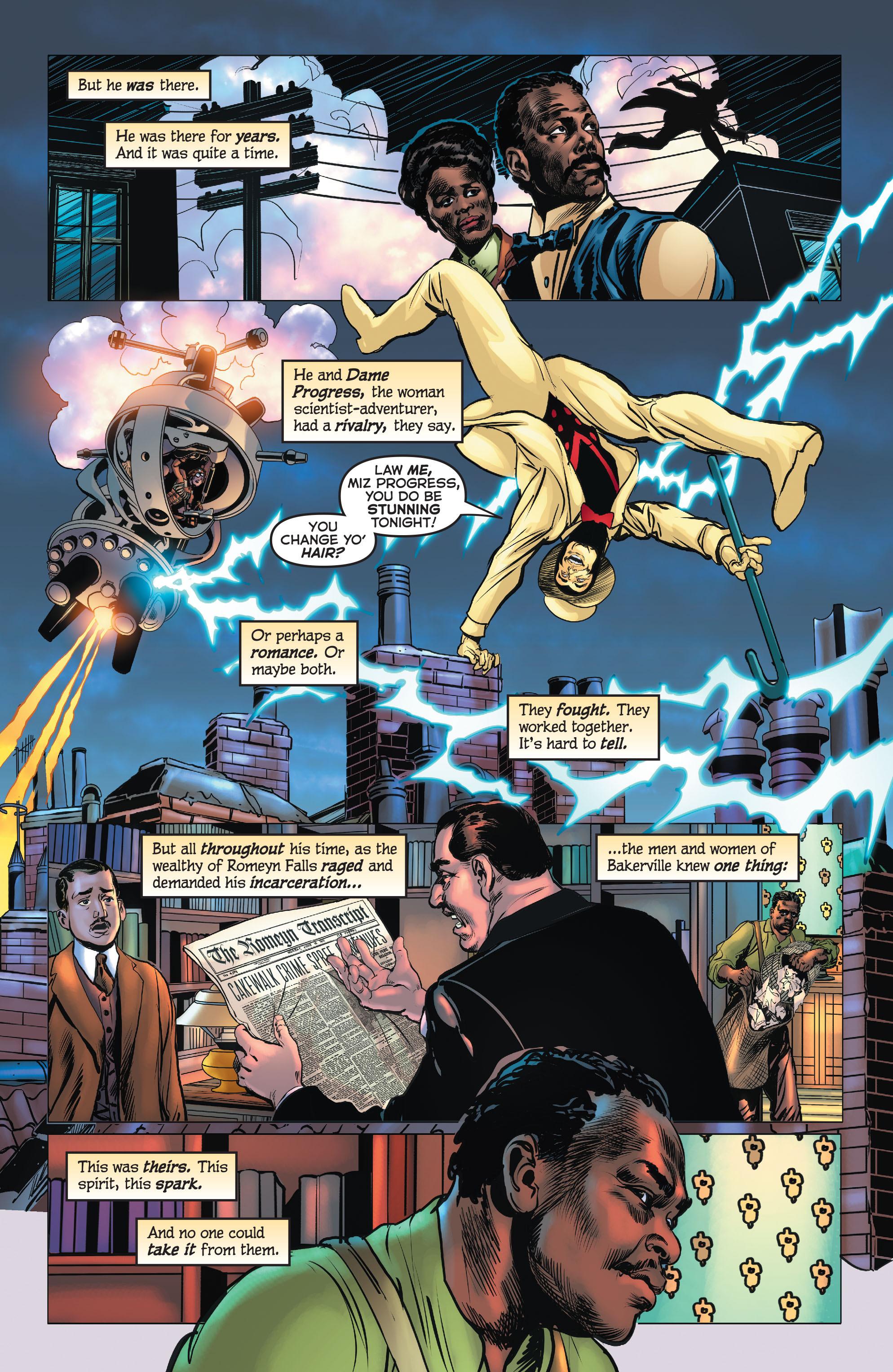 Read online Astro City comic -  Issue #37 - 21