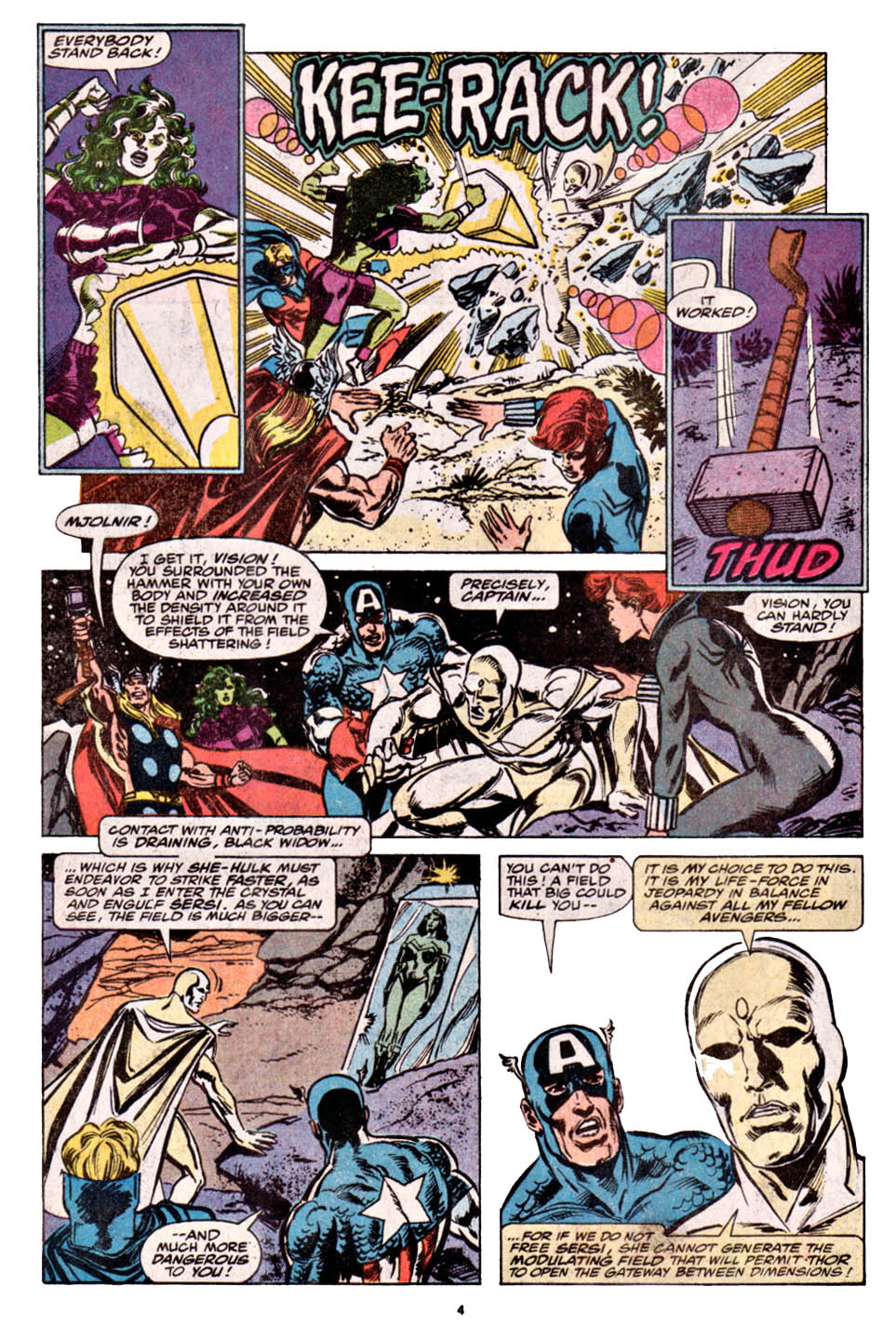 The Avengers (1963) 330 Page 4