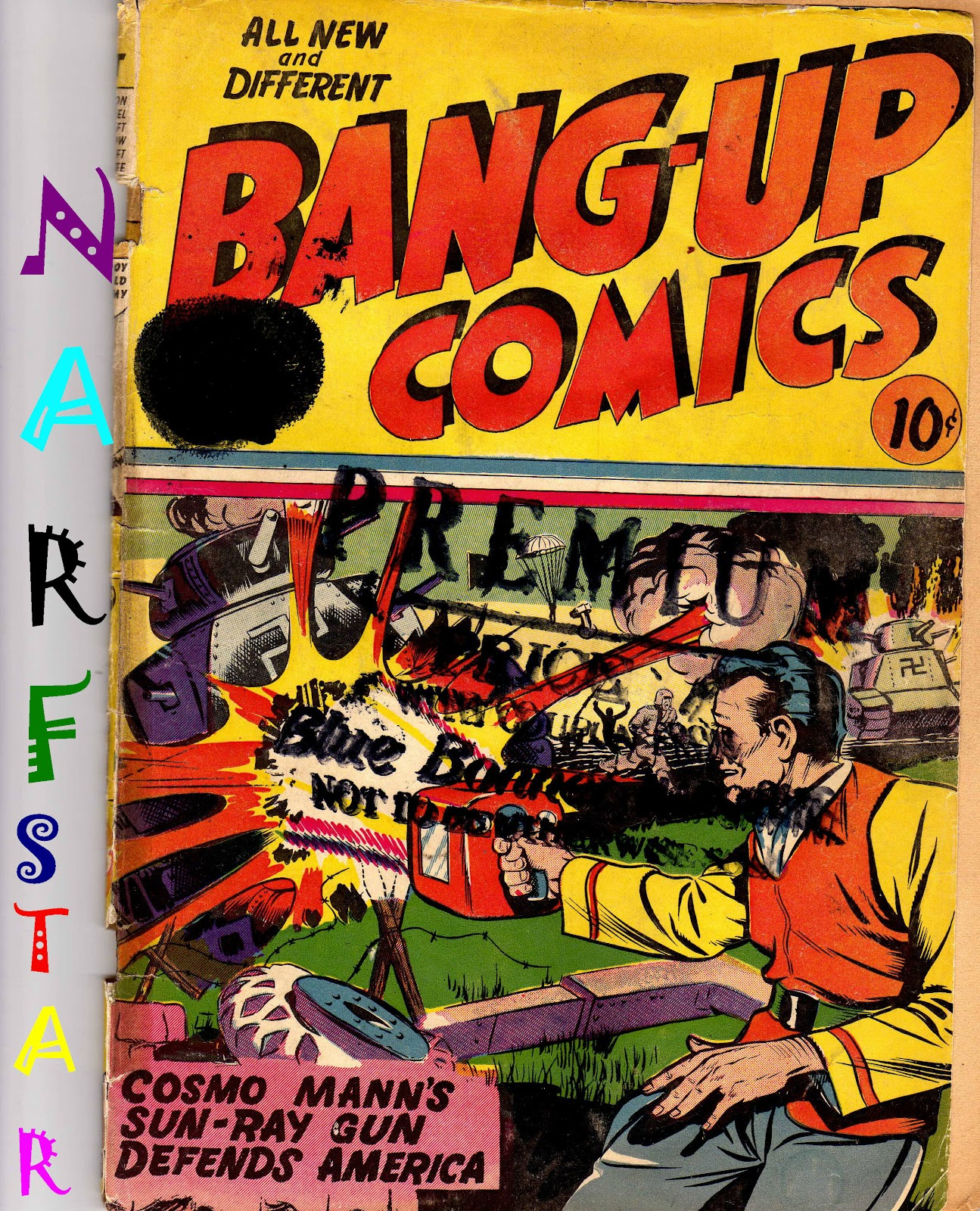 Bang-Up Comics issue 1 - Page 2