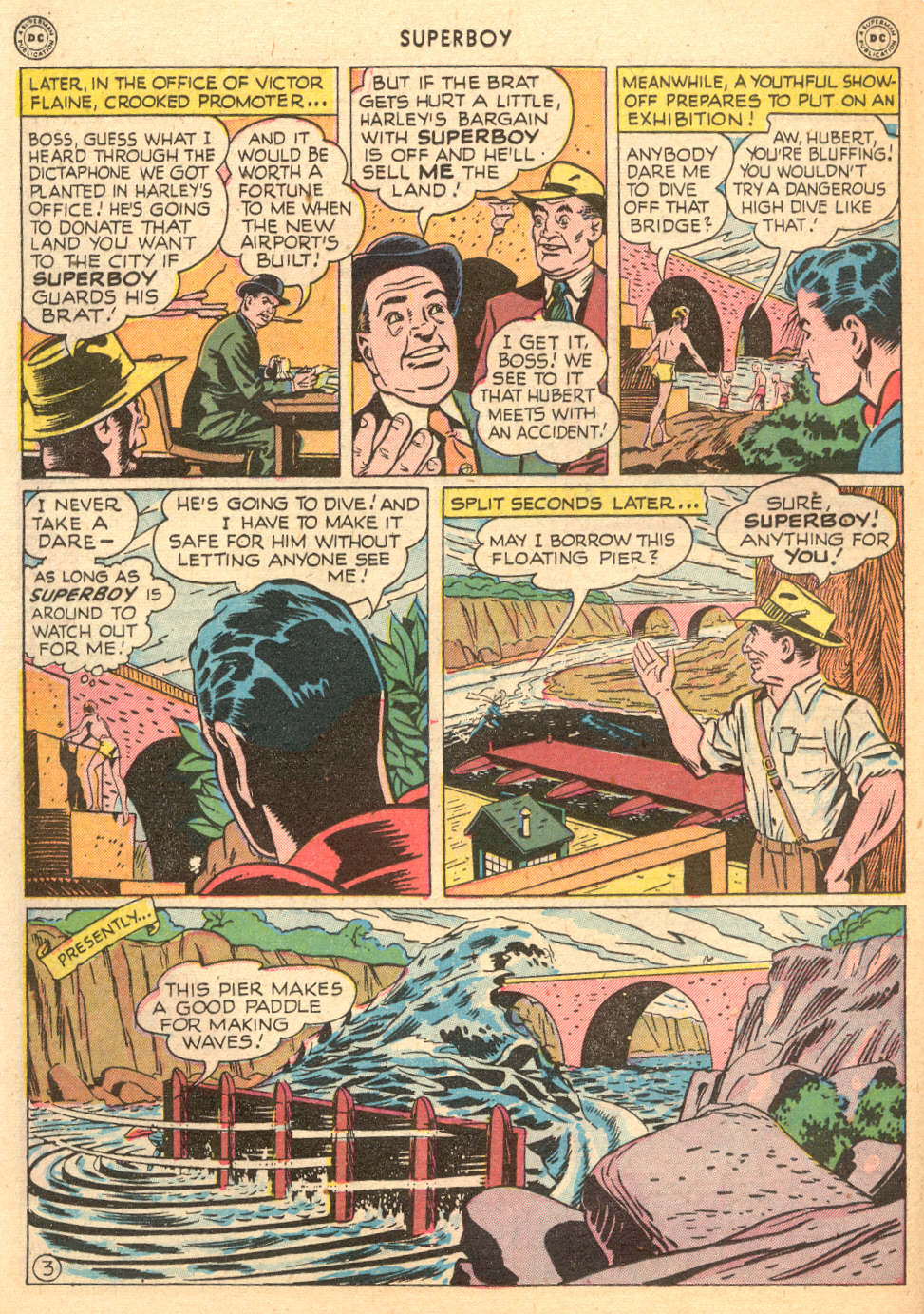 Superboy (1949) issue 3 - Page 16