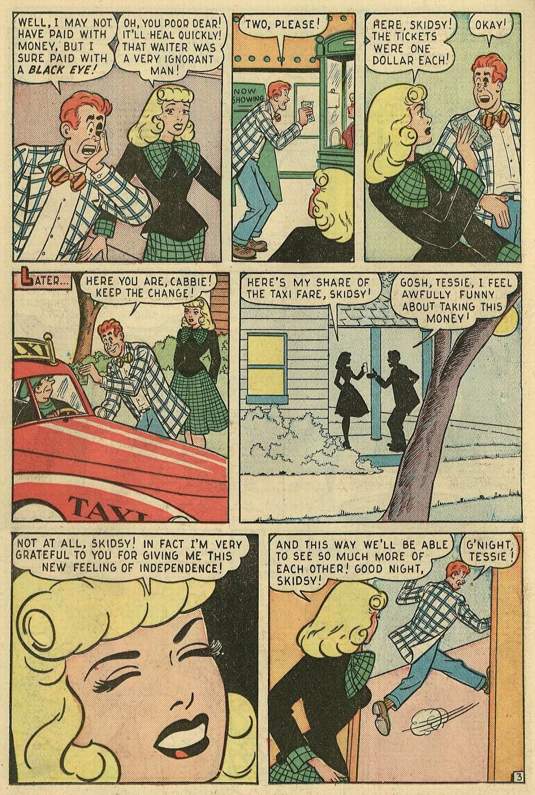 Read online Gay Comics comic -  Issue #34 - 22