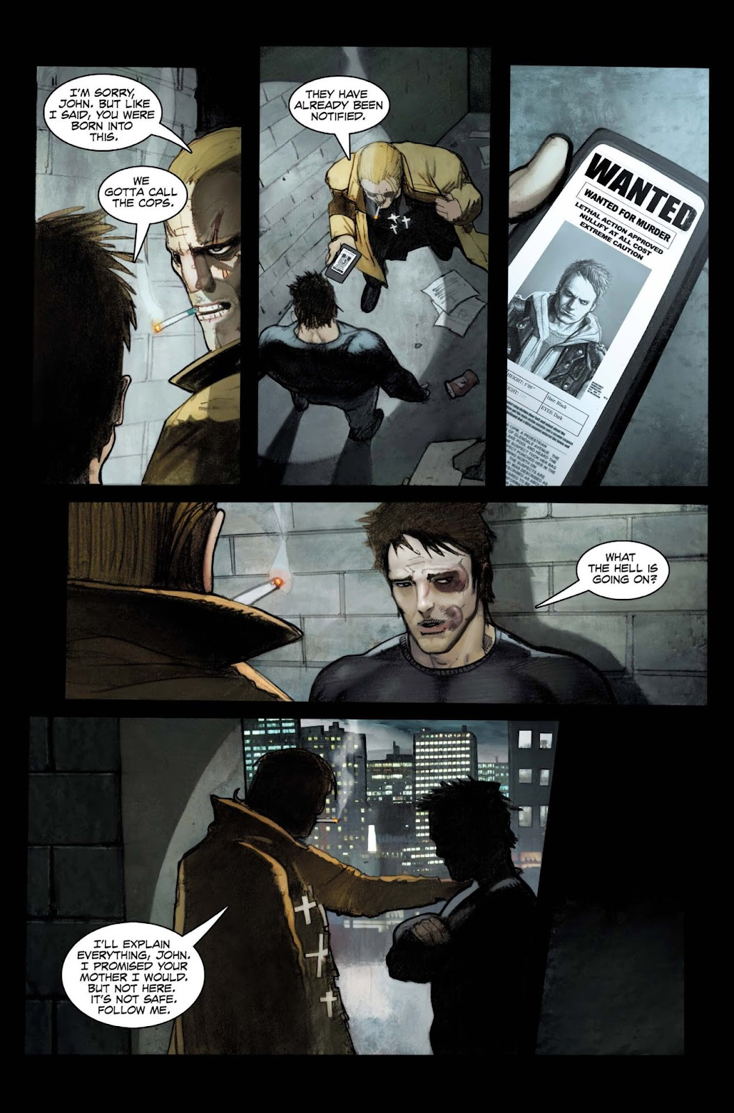 13 Coins issue TPB - Page 50