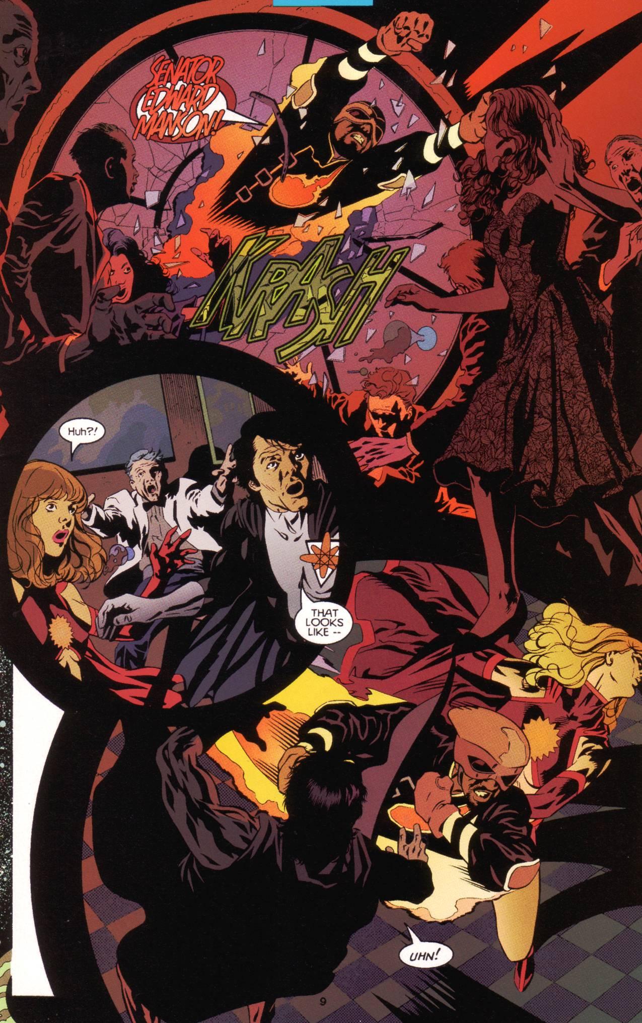 Read online Tangent Comics/ Green Lantern comic -  Issue # Full - 10