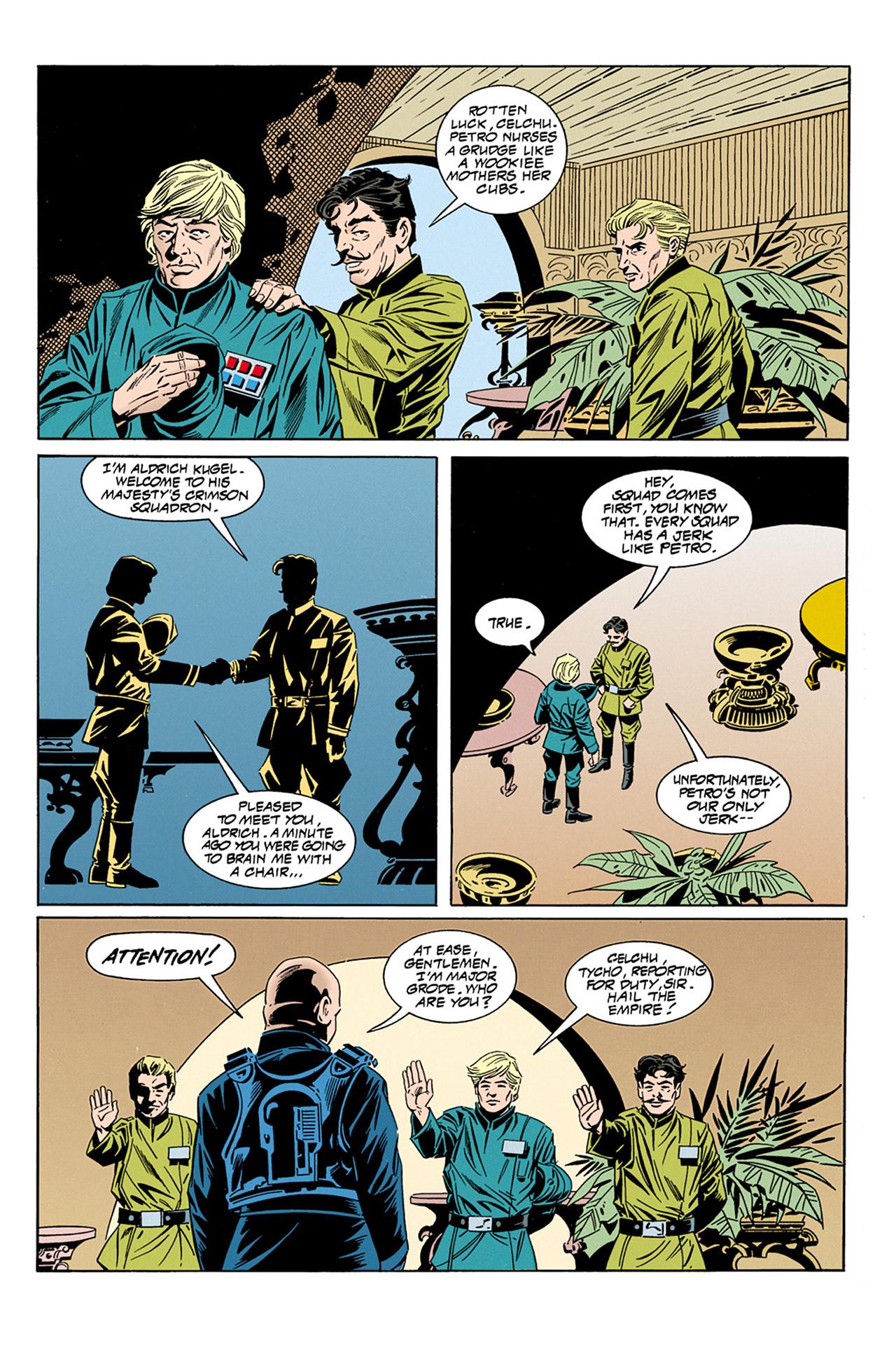 Read online Star Wars Omnibus comic -  Issue # Vol. 1 - 121
