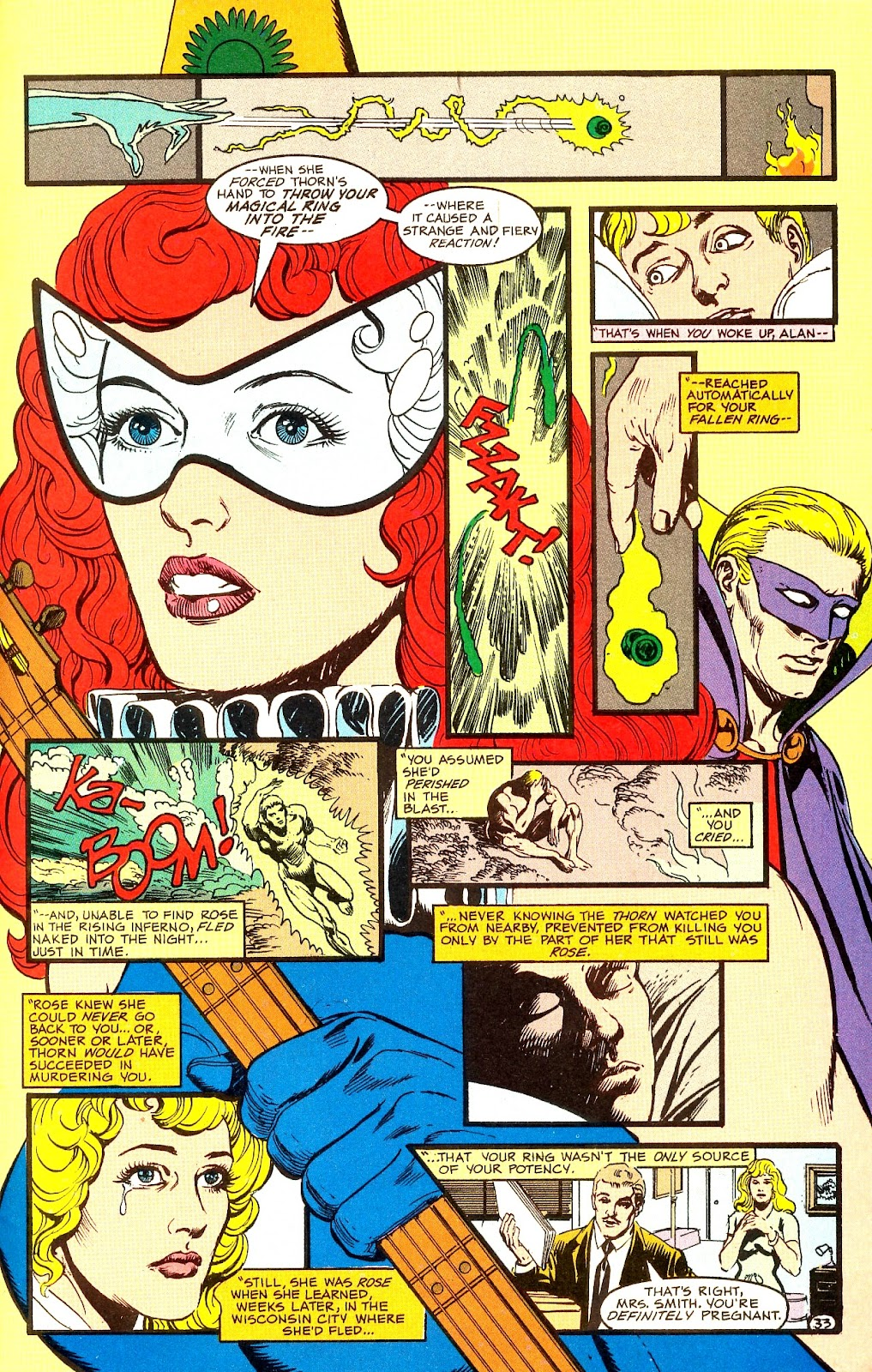 Infinity Inc. (1984) issue Annual 1 - Page 39