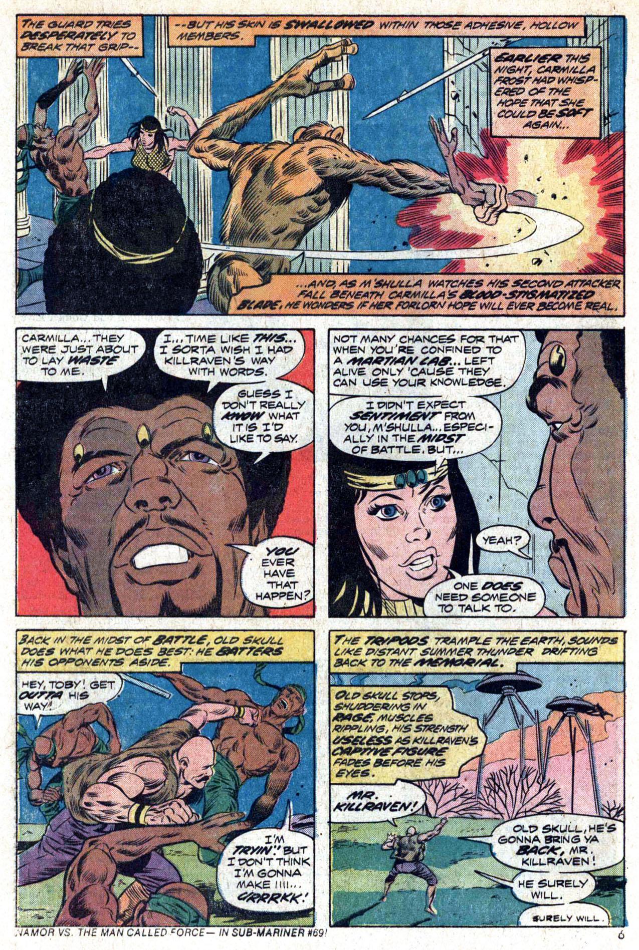 Read online Amazing Adventures (1970) comic -  Issue #23 - 8