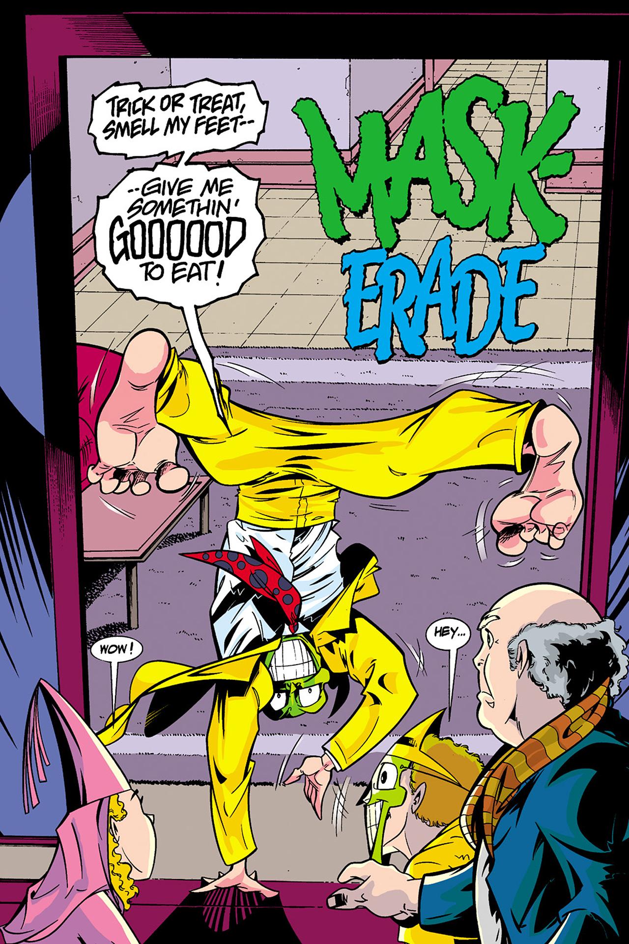 Read online Adventures Of The Mask Omnibus comic -  Issue #Adventures Of The Mask Omnibus Full - 398
