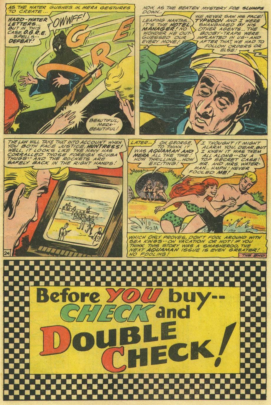 Aquaman (1962) Issue #26 #26 - English 33