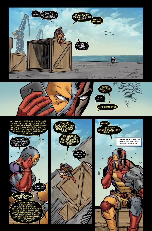 Read online Deadpool (2008) comic -  Issue #48 - 13
