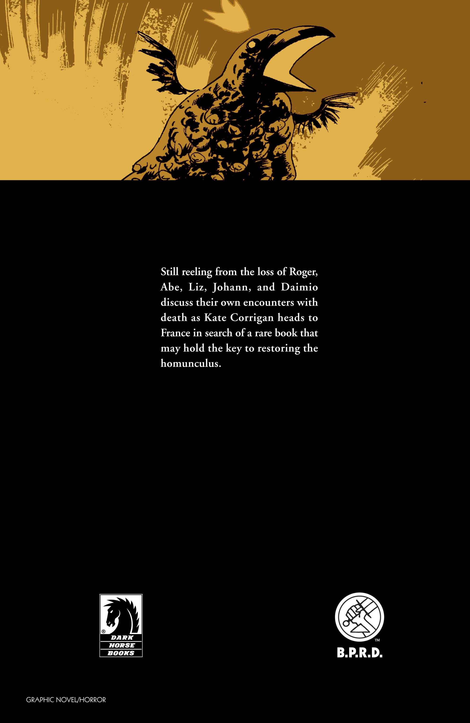 Read online B.P.R.D. (2003) comic -  Issue # TPB 6 - 145