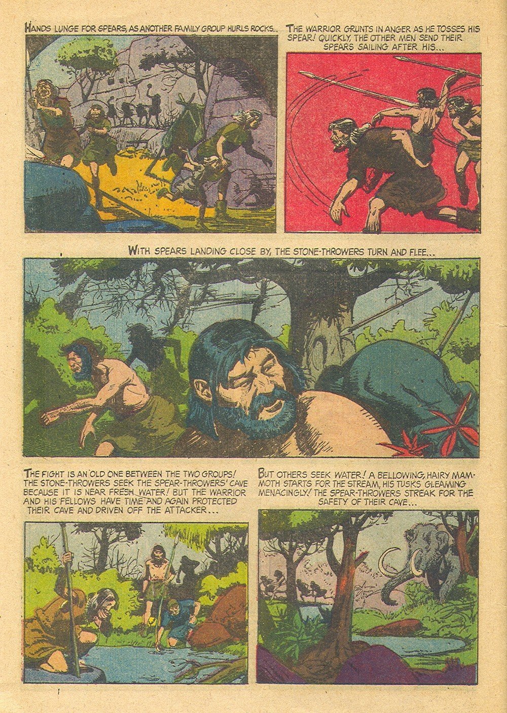 Read online Turok, Son of Stone comic -  Issue #39 - 32