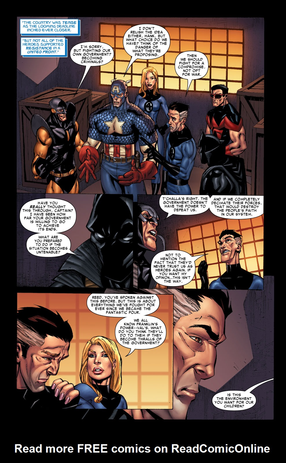 What If? Civil War issue Full - Page 10