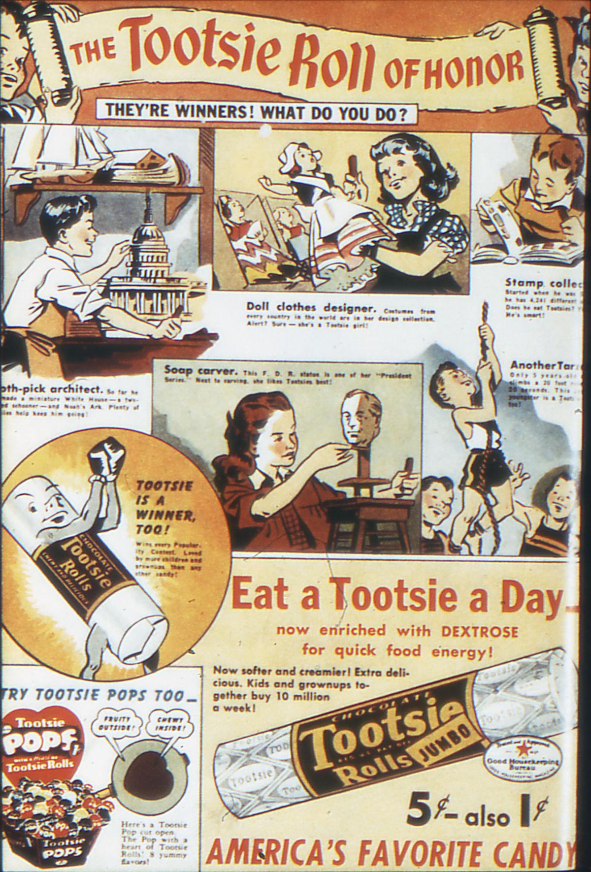 Read online Adventure Comics (1938) comic -  Issue #64 - 69