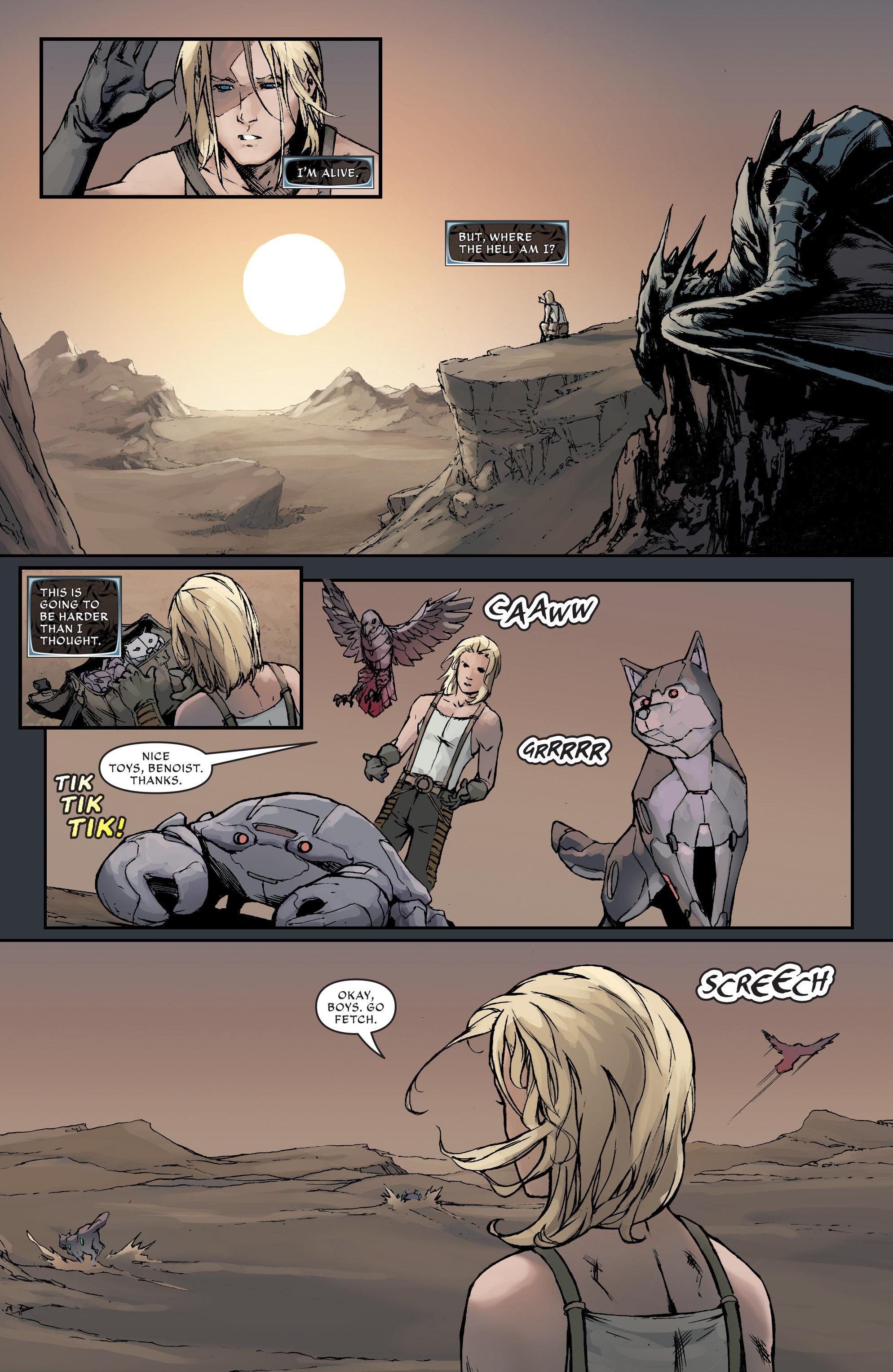 Read online Aspen Universe: Revelations comic -  Issue #1 - 15