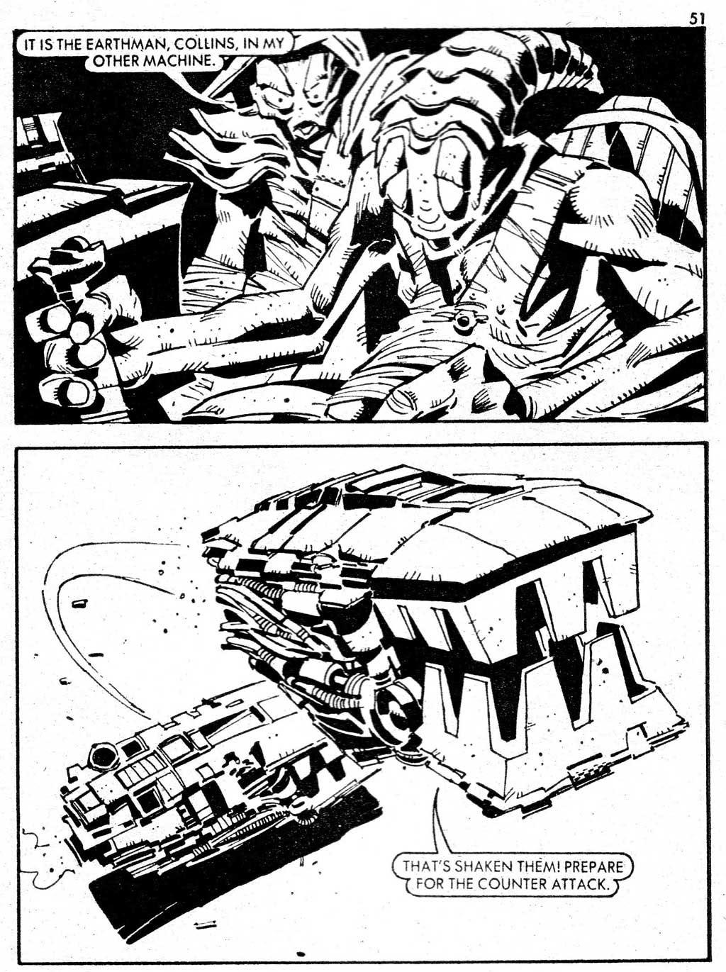 Starblazer issue 71 - Page 51