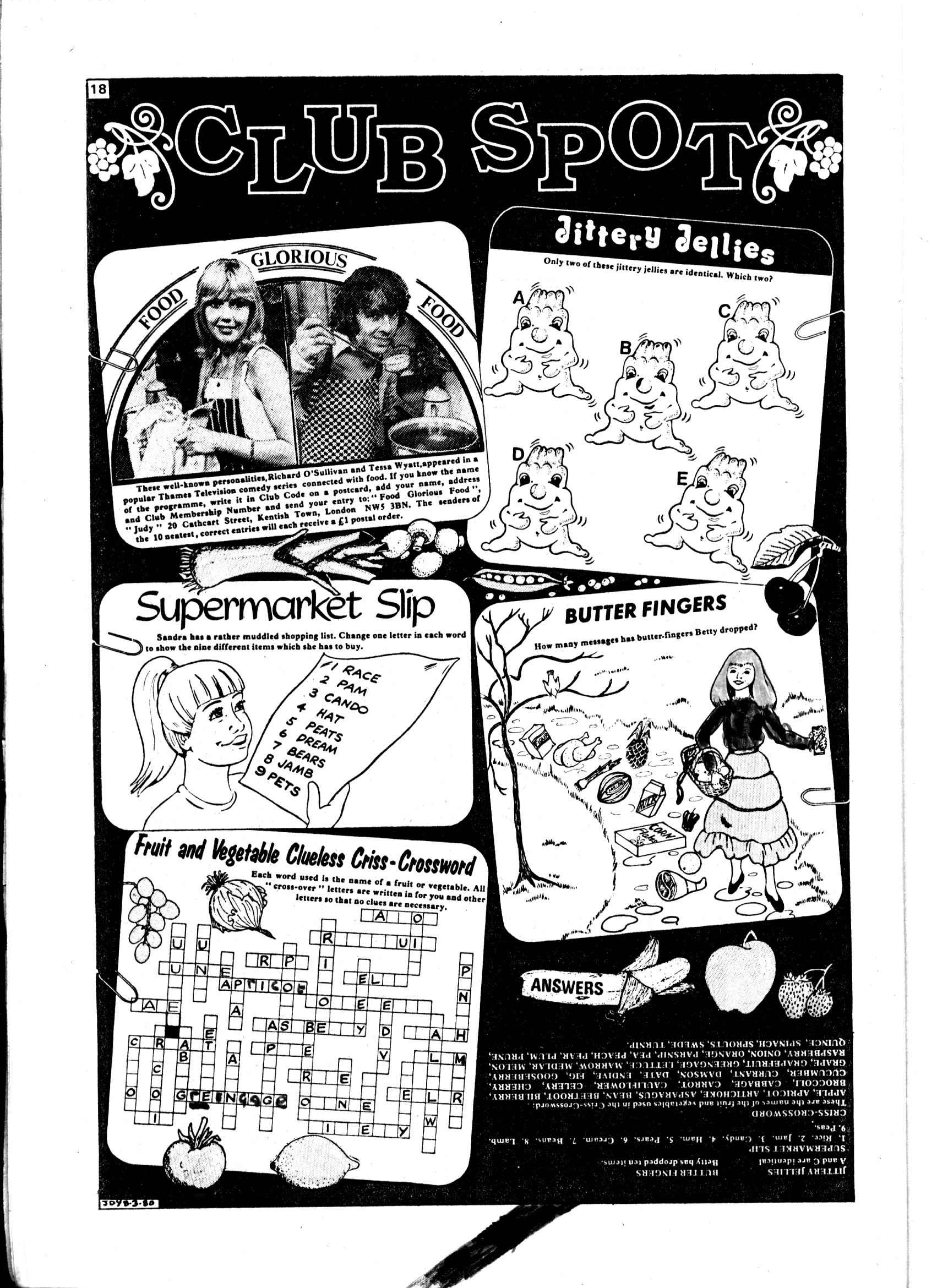 Read online Judy comic -  Issue #1052 - 18