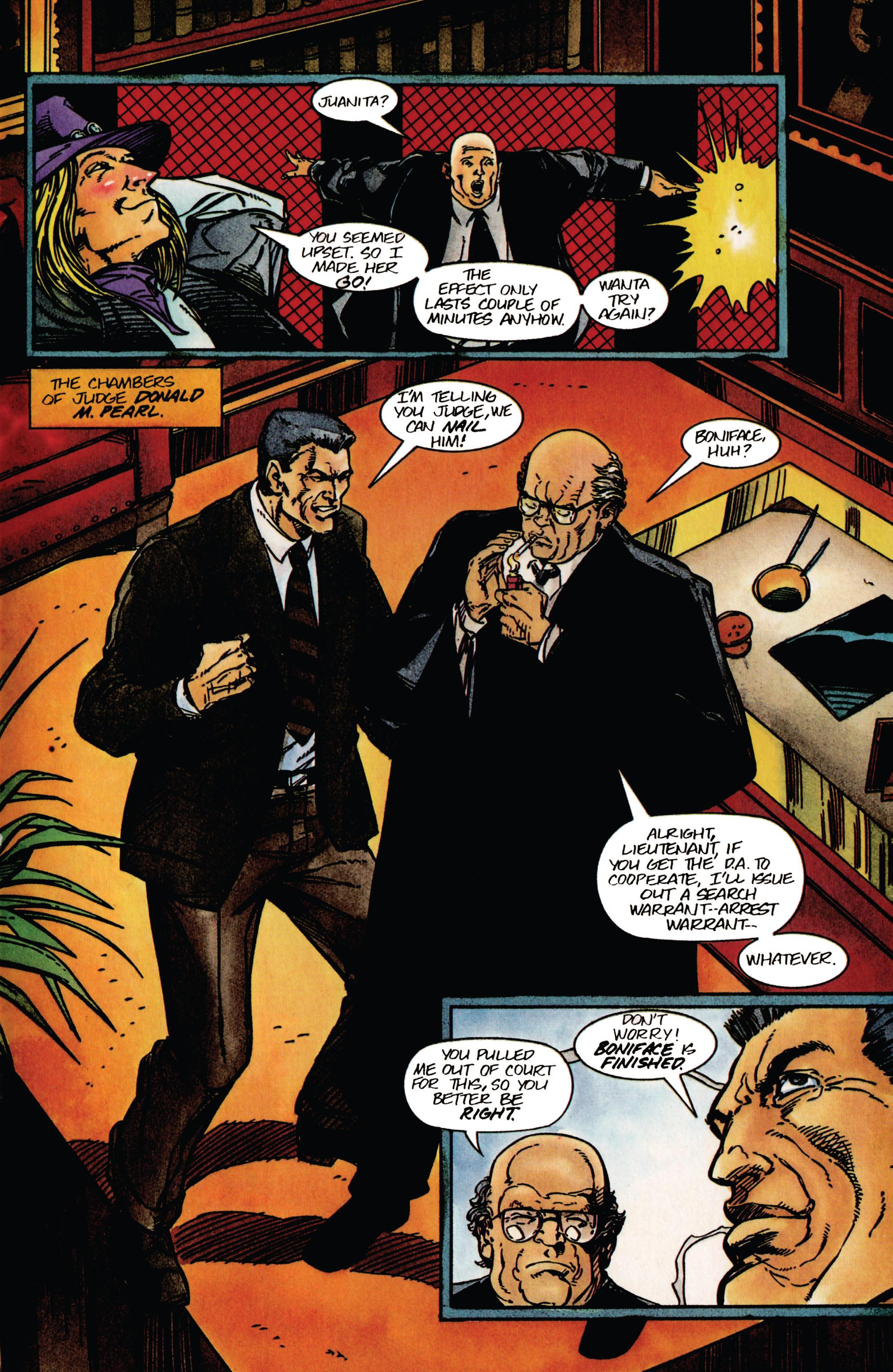 Read online Shadowman (1992) comic -  Issue #41 - 12