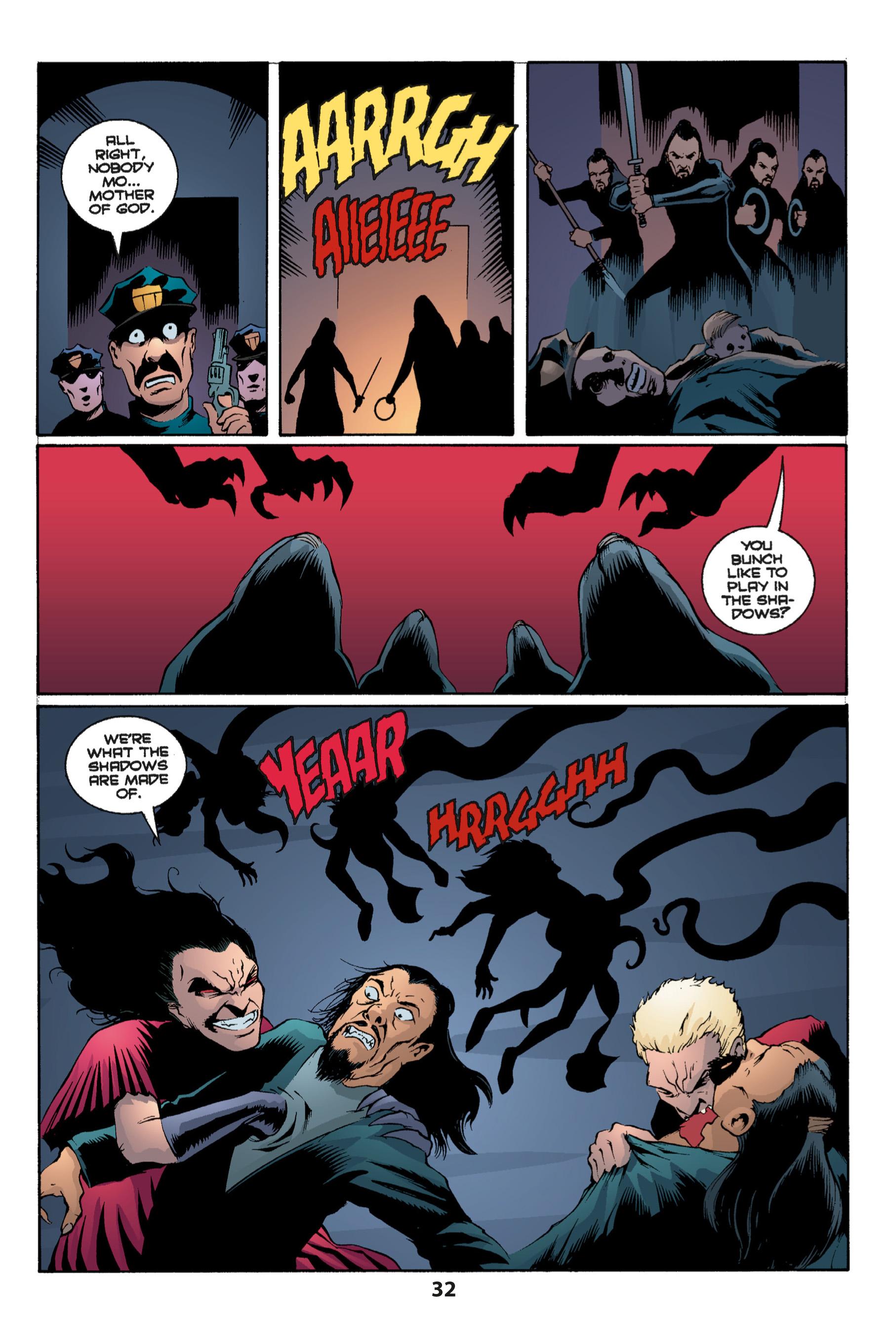 Read online Buffy the Vampire Slayer: Omnibus comic -  Issue # TPB 1 - 34