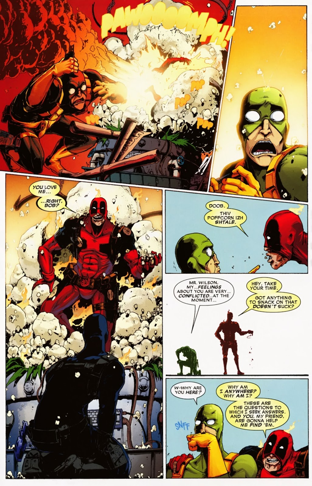 Read online Deadpool (2008) comic -  Issue #36 - 5