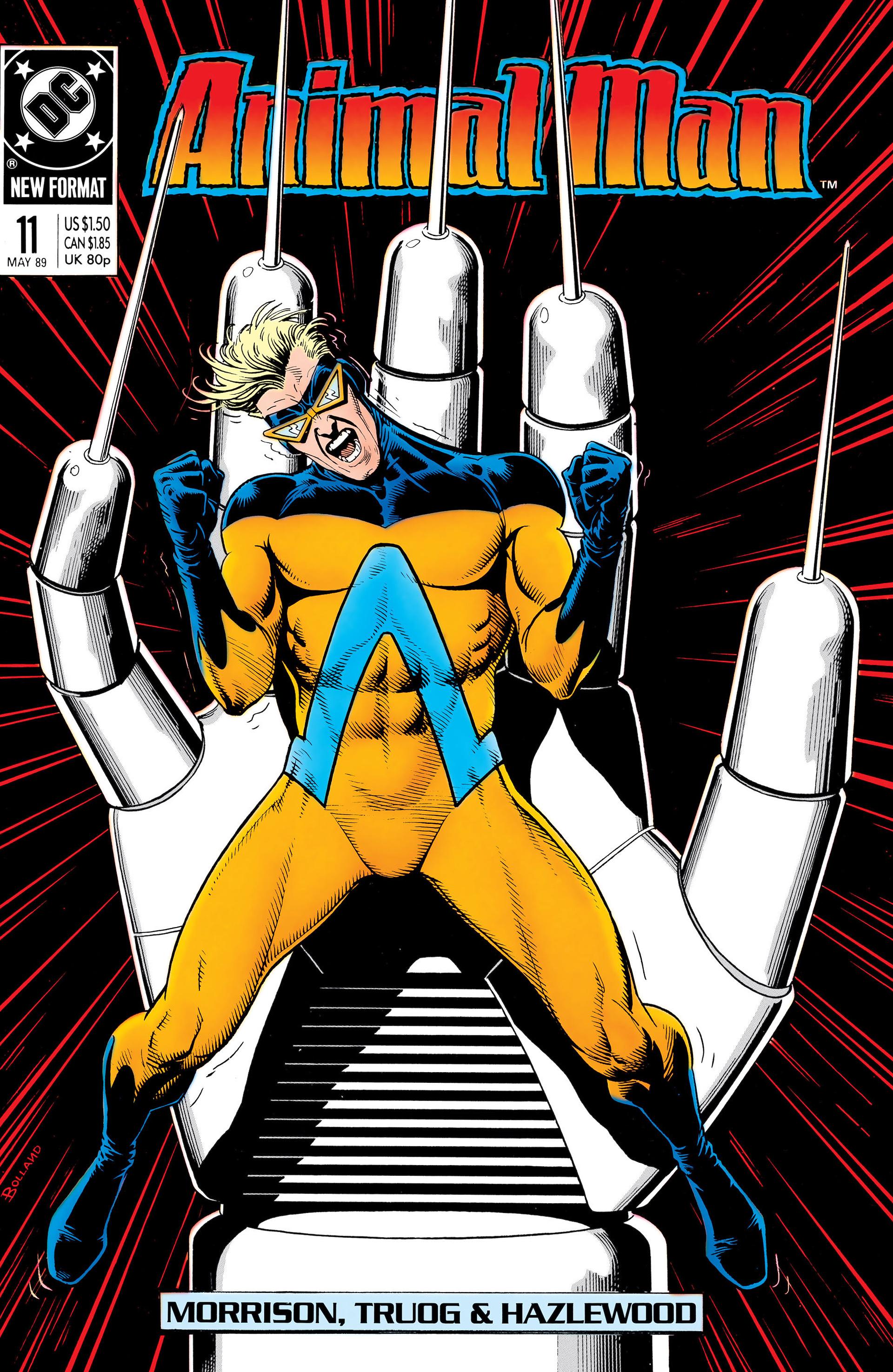 Read online Animal Man (1988) comic -  Issue #11 - 1